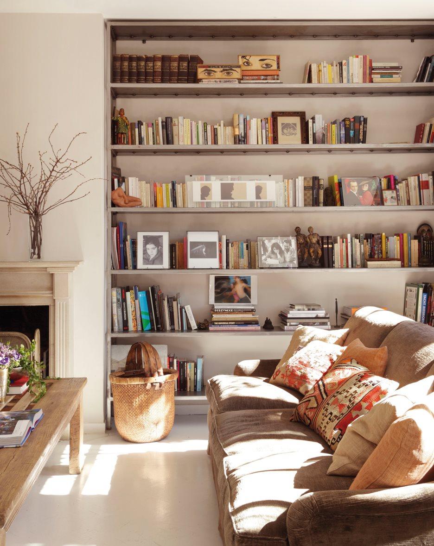 Renovar el sal n con poco esfuerzo y dinero - Como renovar un dormitorio por poco dinero ...