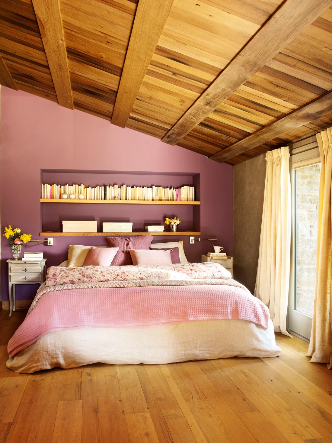 Hornacinas huecos decorativos y con espacio extra para - Imagenes para dormitorios ...