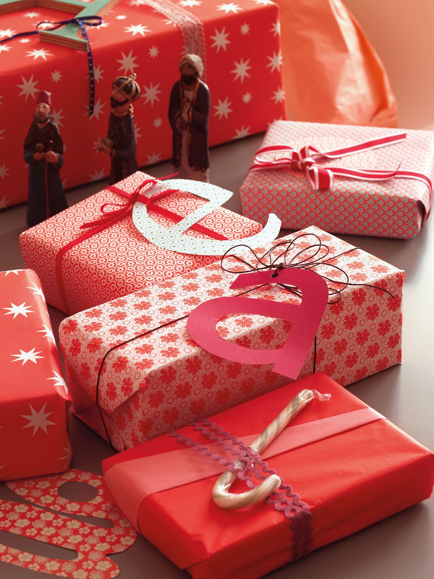 106 fotos de manualidades de navidad for Detalles de navidad
