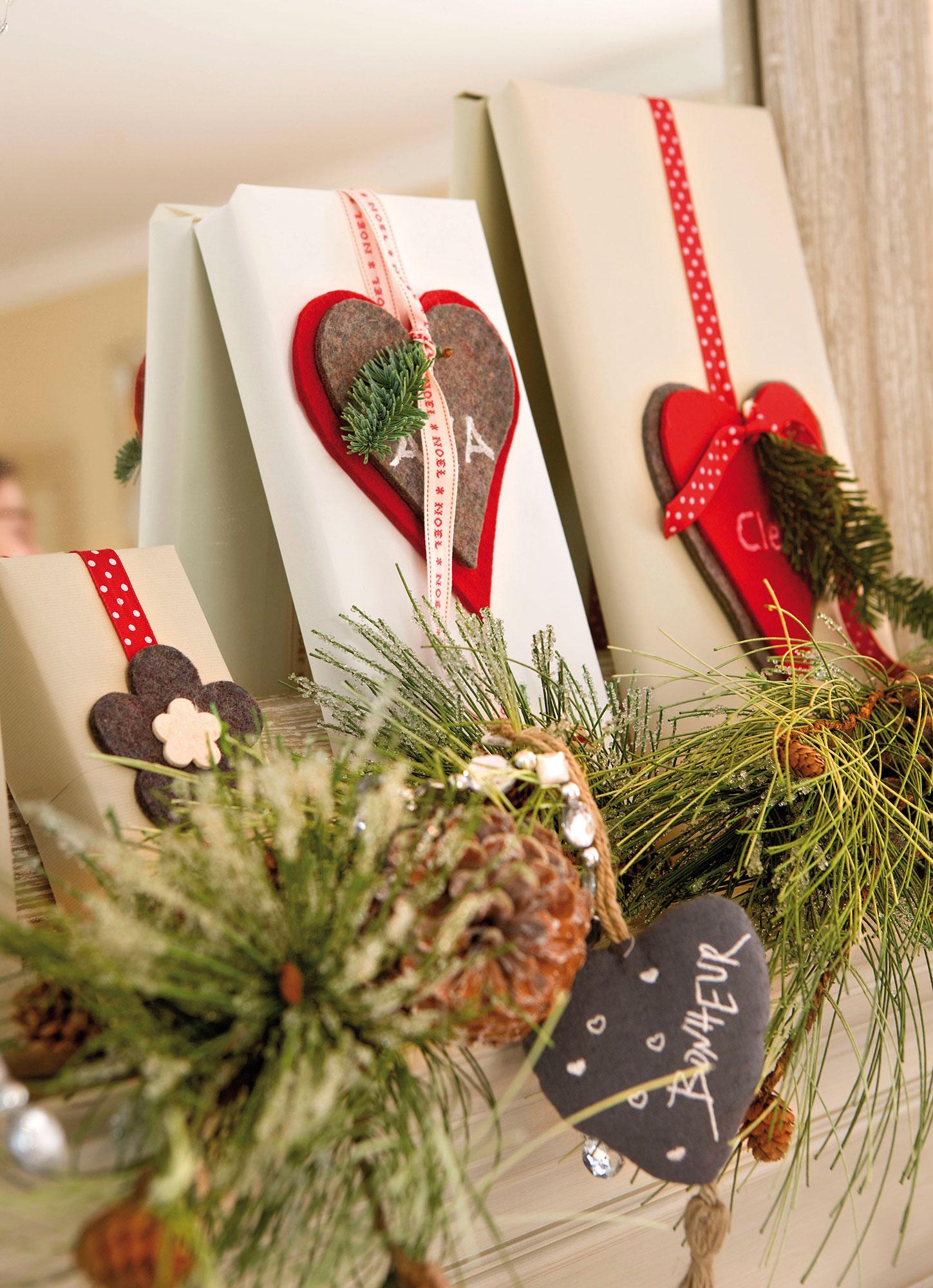 M S De 15 Ideas Para Envolver Los Regalos Por Navidad ~ Ideas Para Regalar En Navidad Manualidades