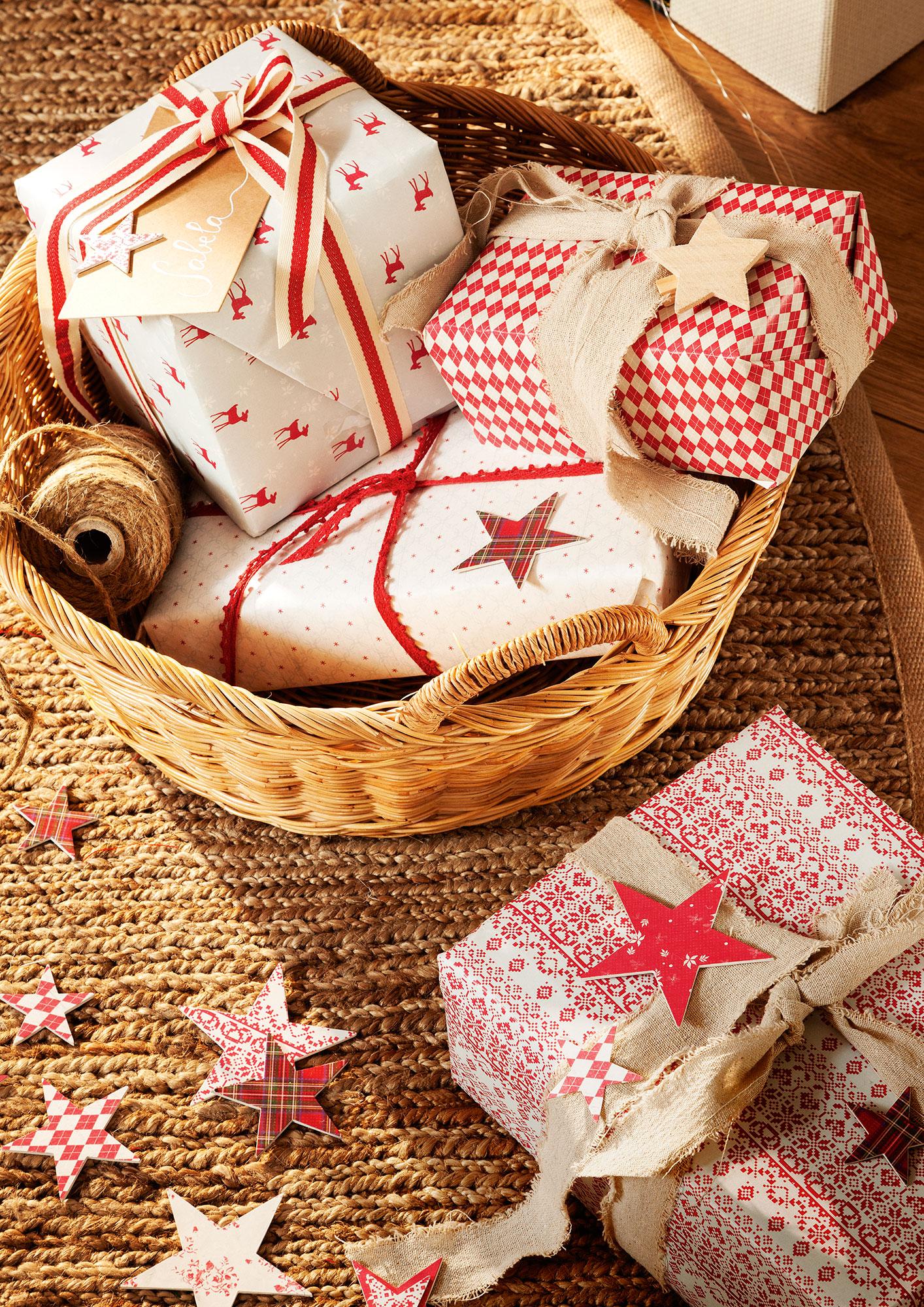 M S De 15 Ideas Para Envolver Los Regalos Por Navidad ~ Regalos Originales Para Navidad Manualidades