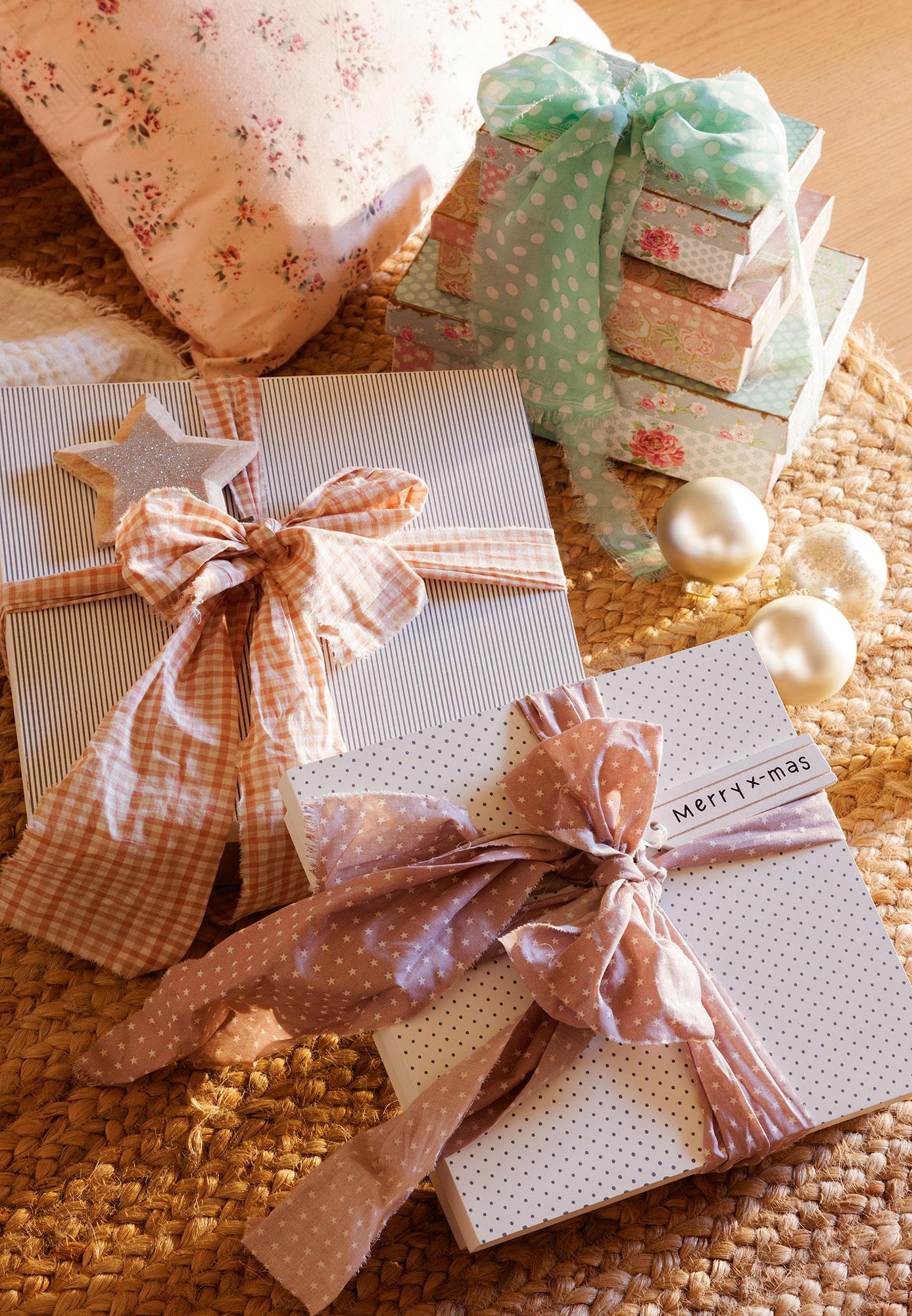 M s de ideas para envolver los regalos por Navidad