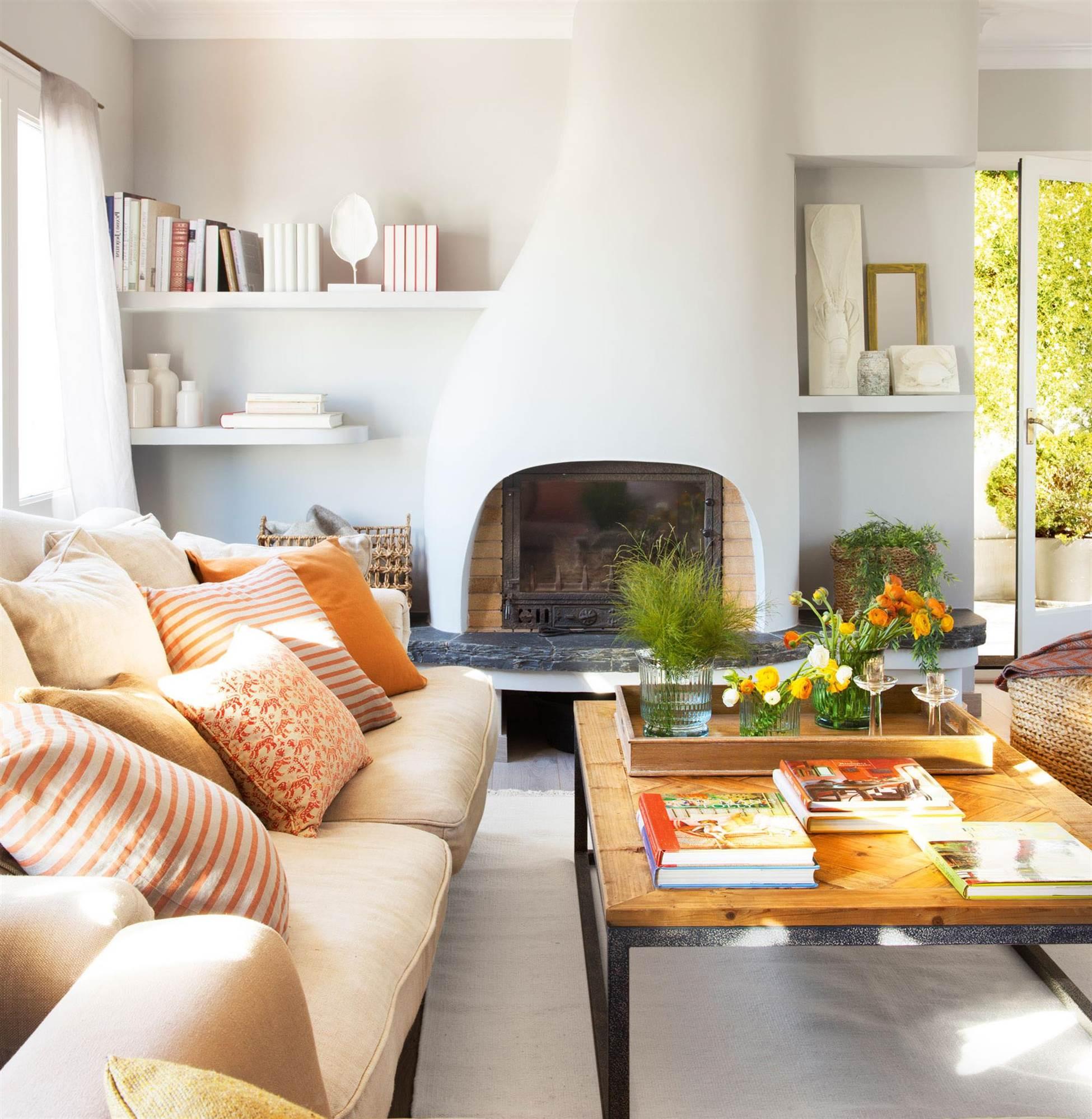 Calentar casa con chimenea fabulous el arco iris y una chimenea y chimeneas en la casa para - Como calentar la casa ...