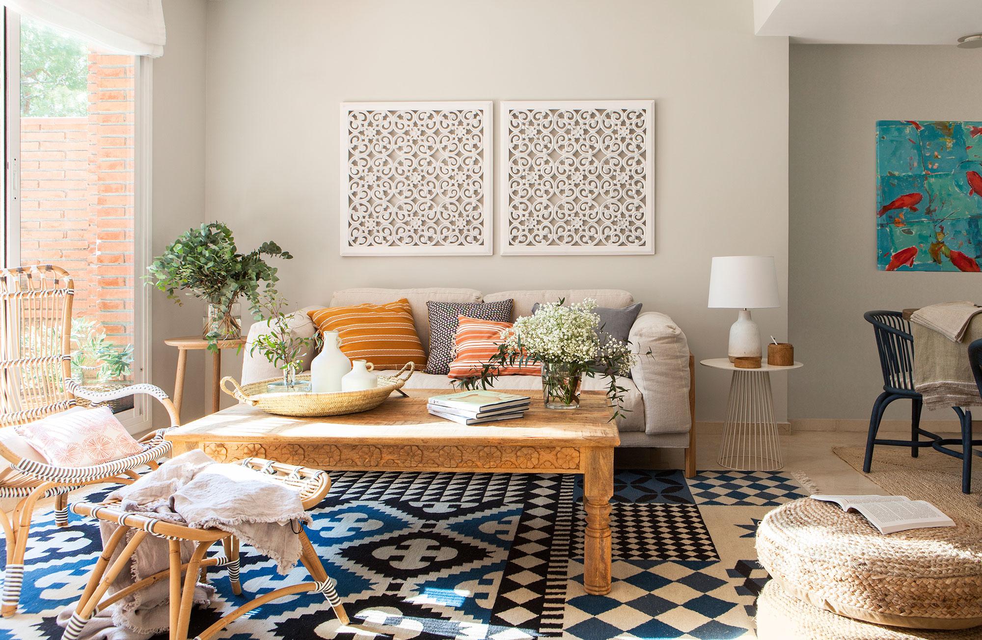alfombras: claves para elegirlas y acertar