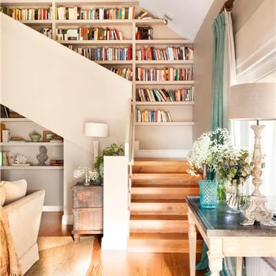 Librer as - Librerias con escalera ...