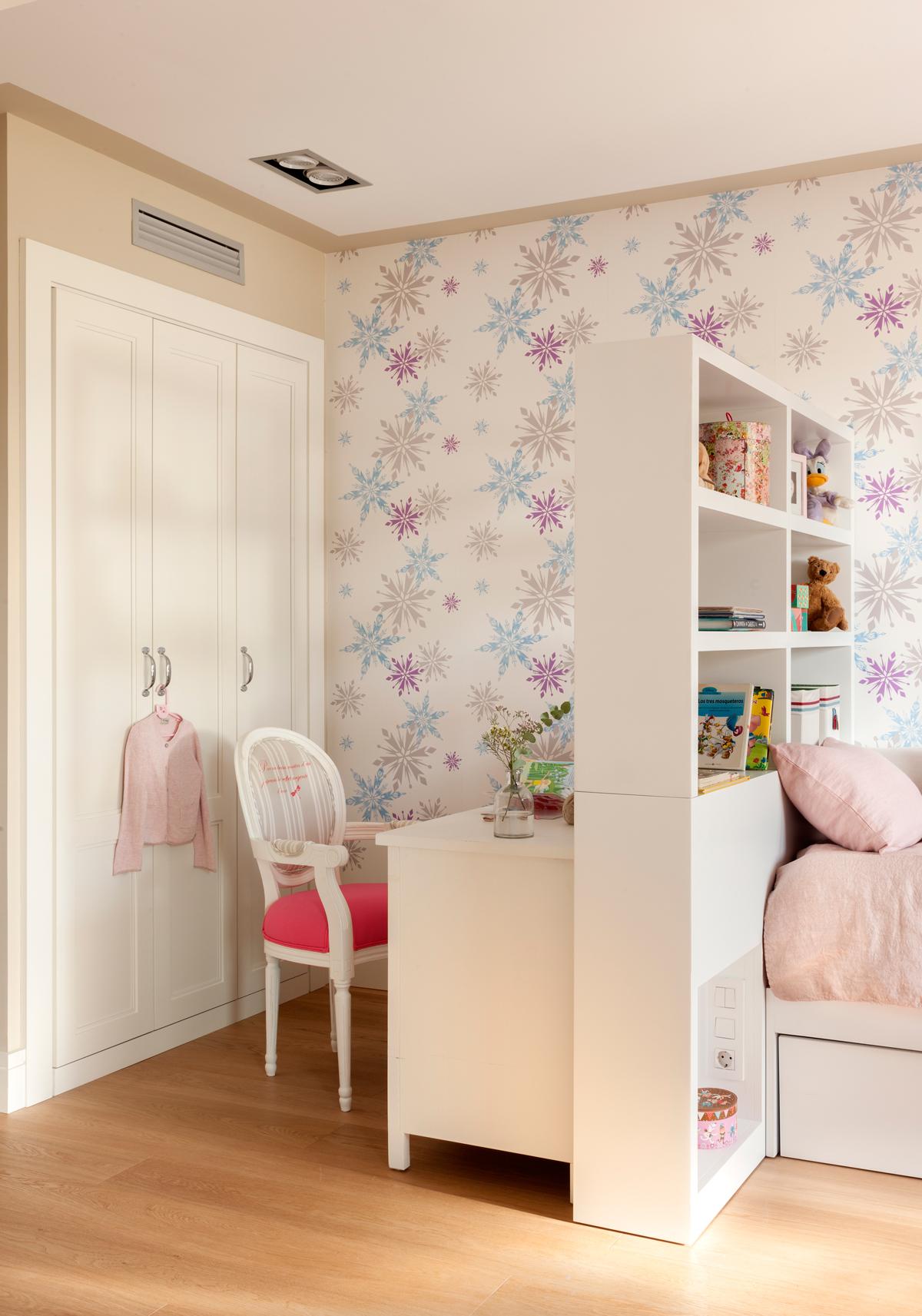 Papeles pintados para juveniles de descuento flor for Papel pintado para dormitorio juvenil