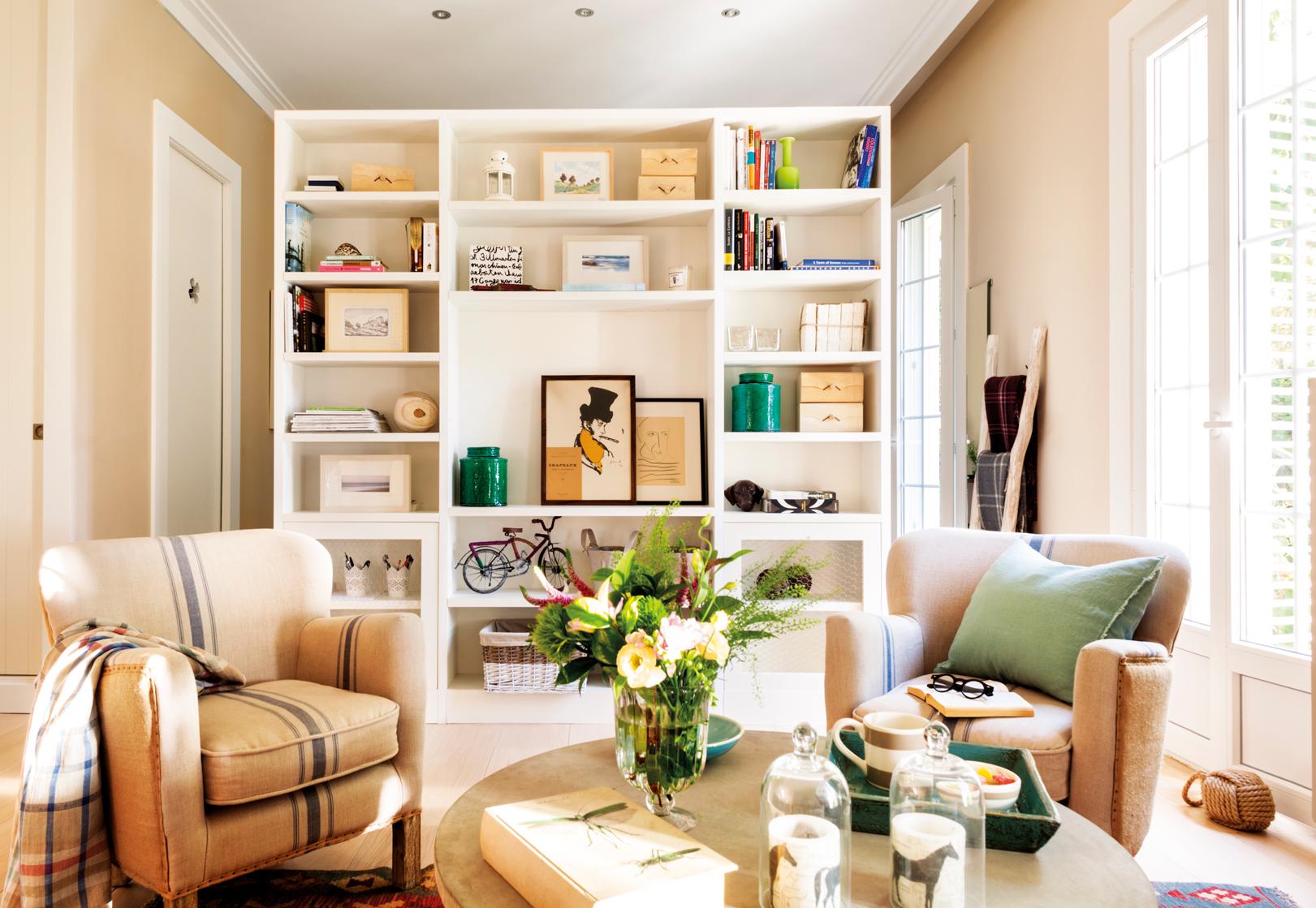 Muebles vers tiles con doble funci n ideales para espacios - Mesita de salon ...