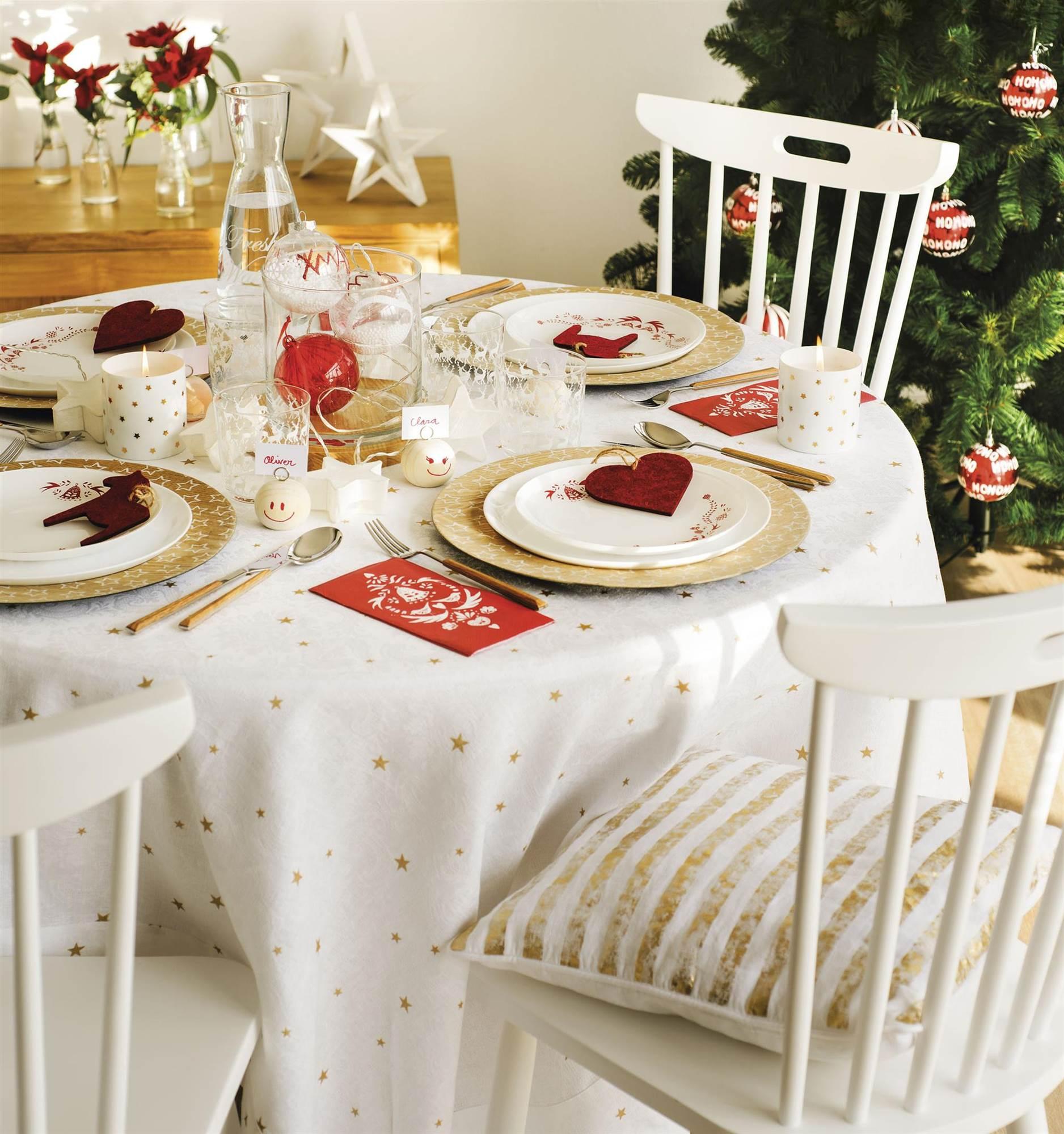 Ideas para decorar la casa de navidad muy r pidas y f ciles for Plato de decoracion marroqui salon 2014