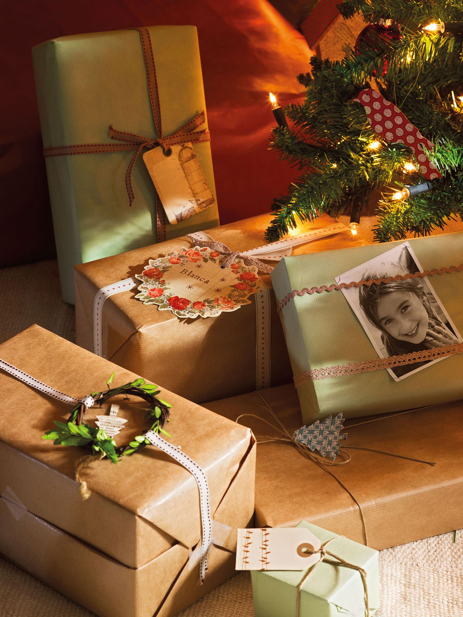 Ideas para decorar la casa de navidad muy r pidas y f ciles - Fotos de lofts decorados ...