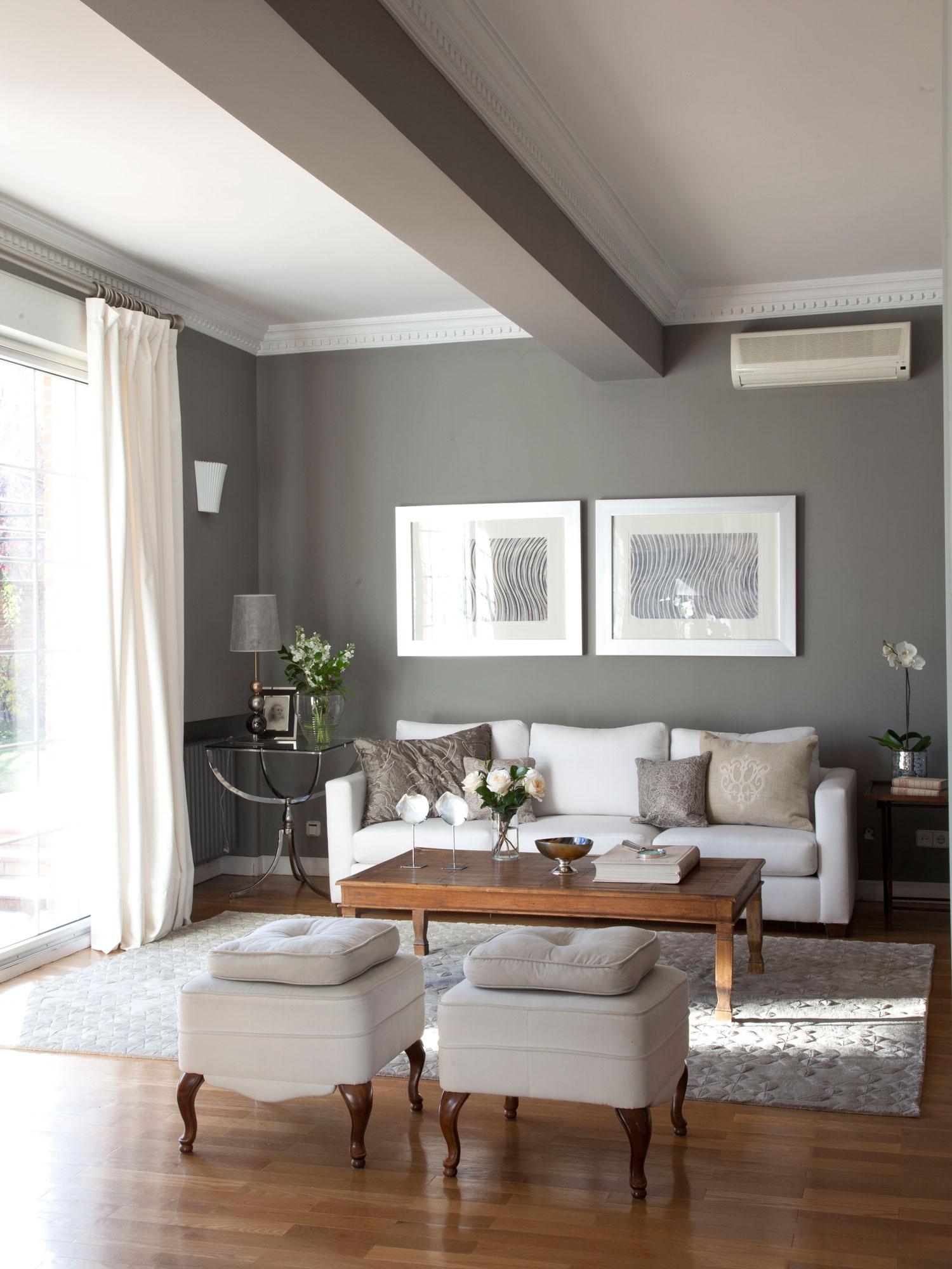 C mo renovar tu casa en solo un fin de semana for Colores para pintar puertas de interior