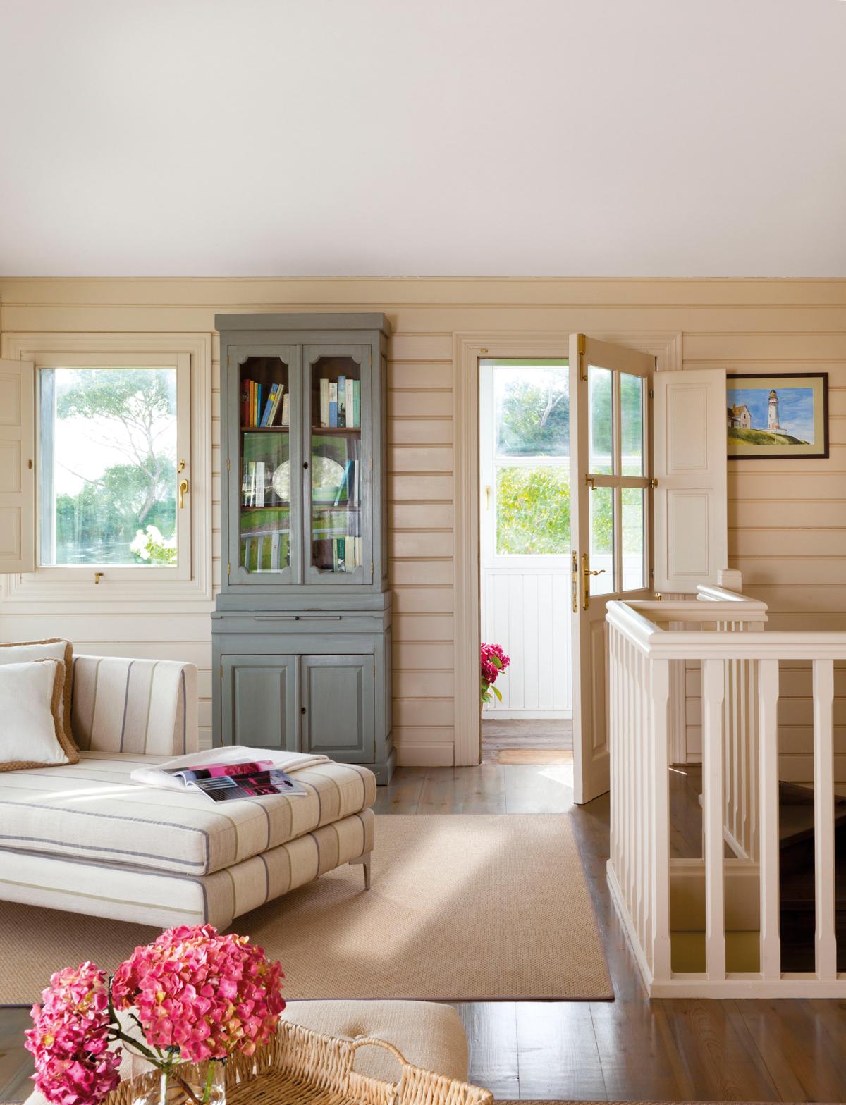 Muebles pintados gana vida y color - Objetos decorativos salon ...