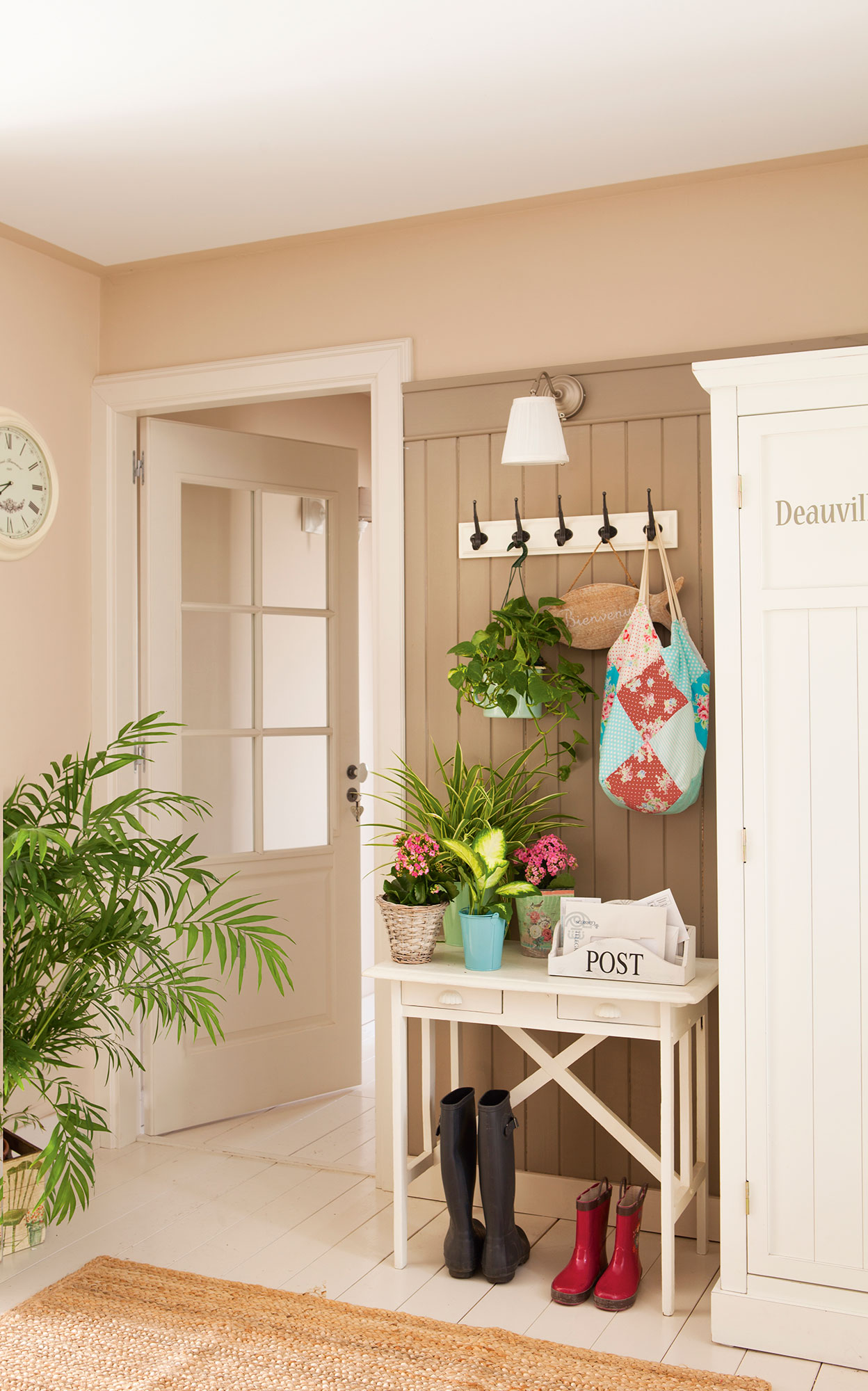 Decora las paredes de tu casa 15 ideas f ciles y de moda for Lamas vinilo pared