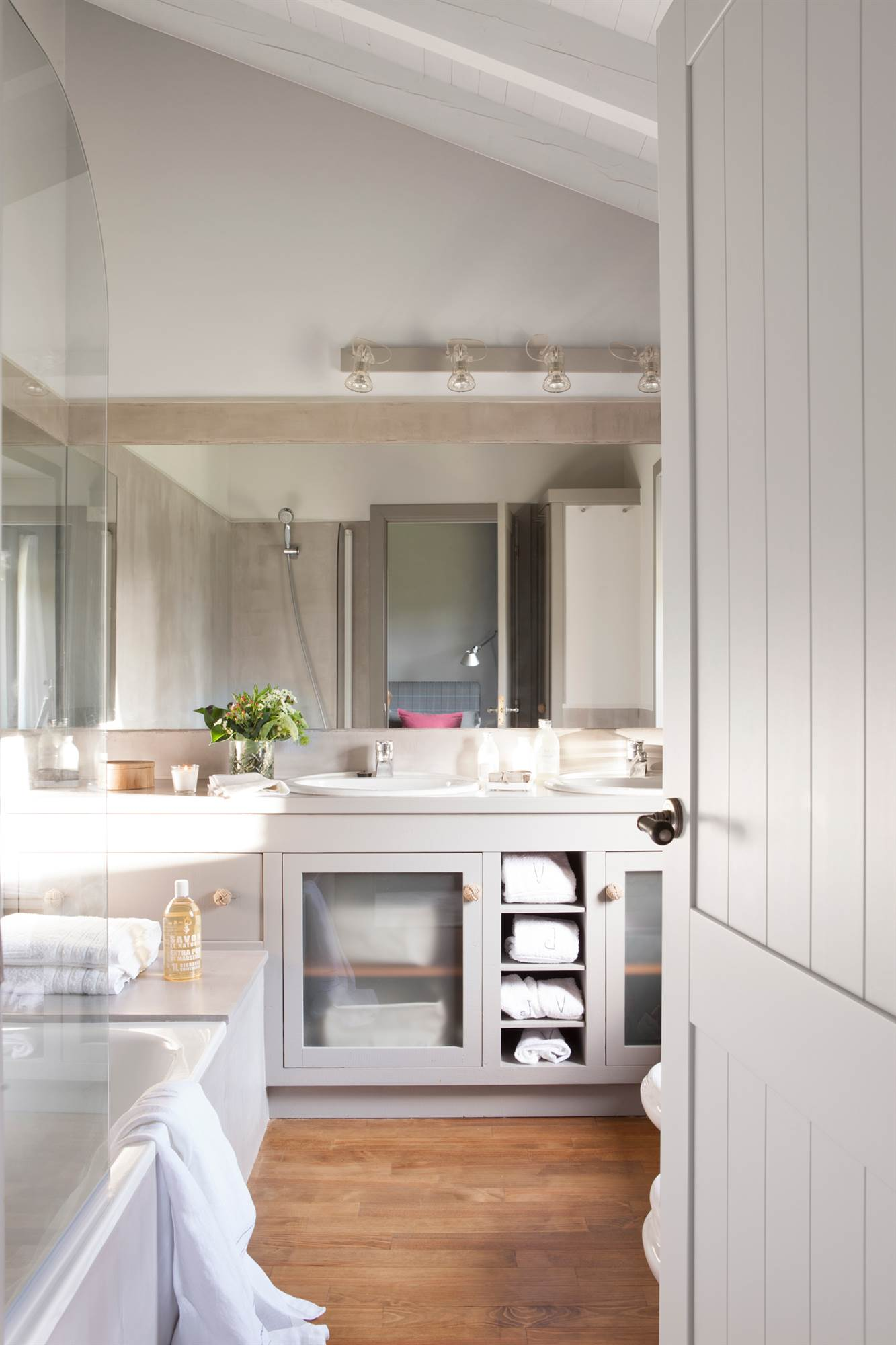 Armarios De Baño | Muebles Perfectos Para Banos Pequenos