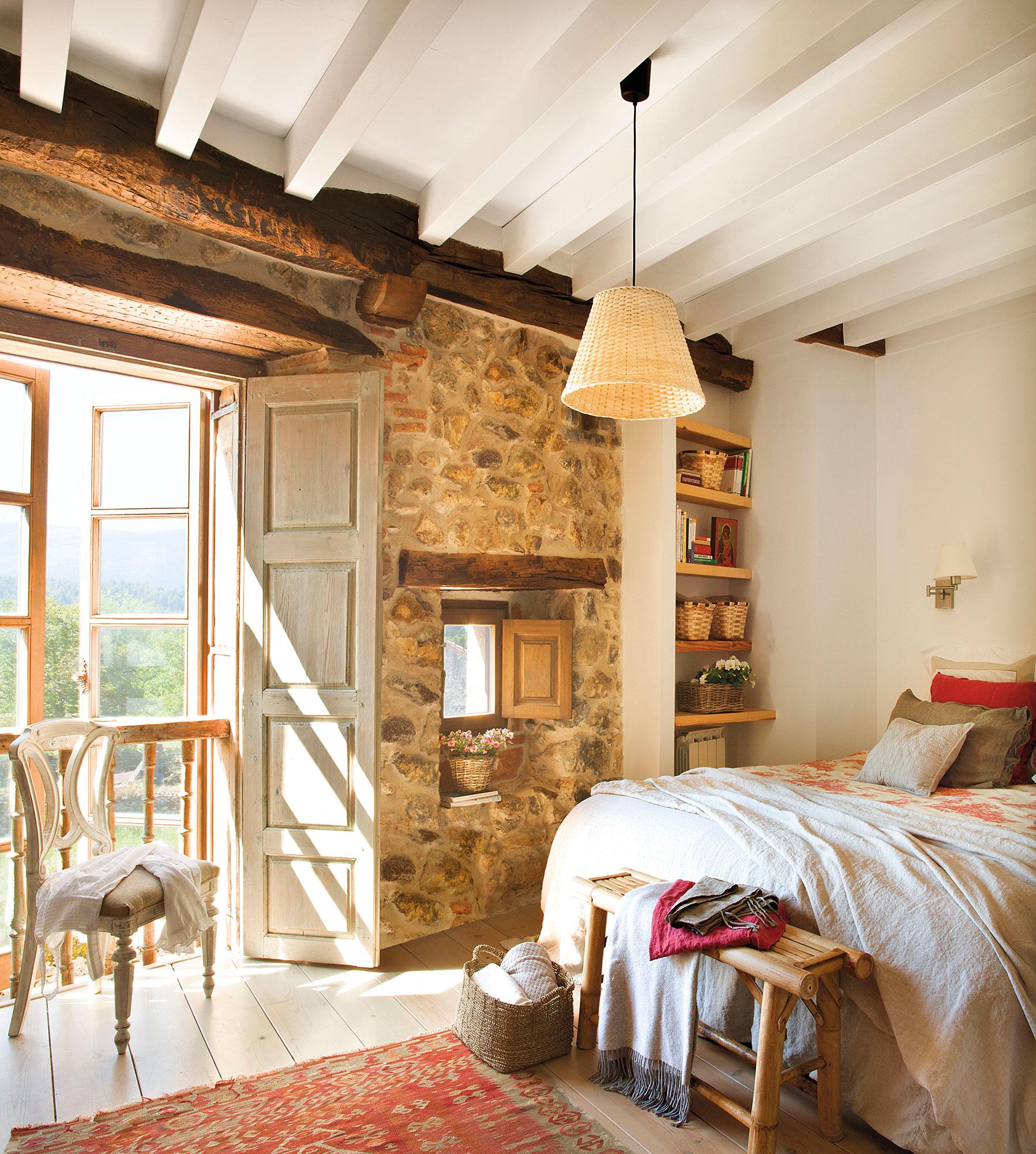 dormitorios r sticos decorativos y con buenas ideas