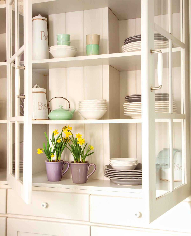 Ideas para ganar estilo en casa - Alacena cocina ...