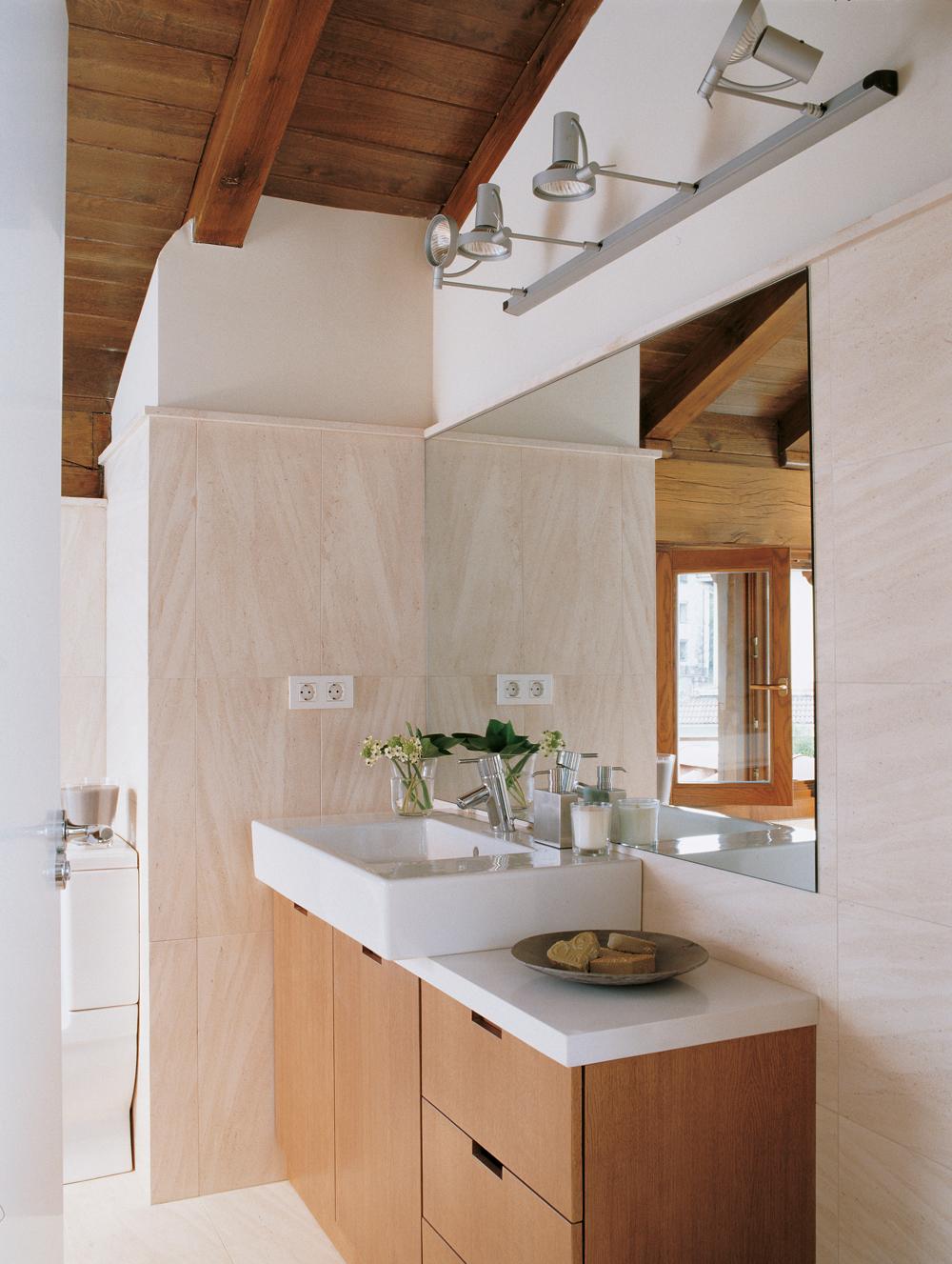 Limpiar sin esfuerzo los novedades para tener tu casa - Mueble de bano madera ...