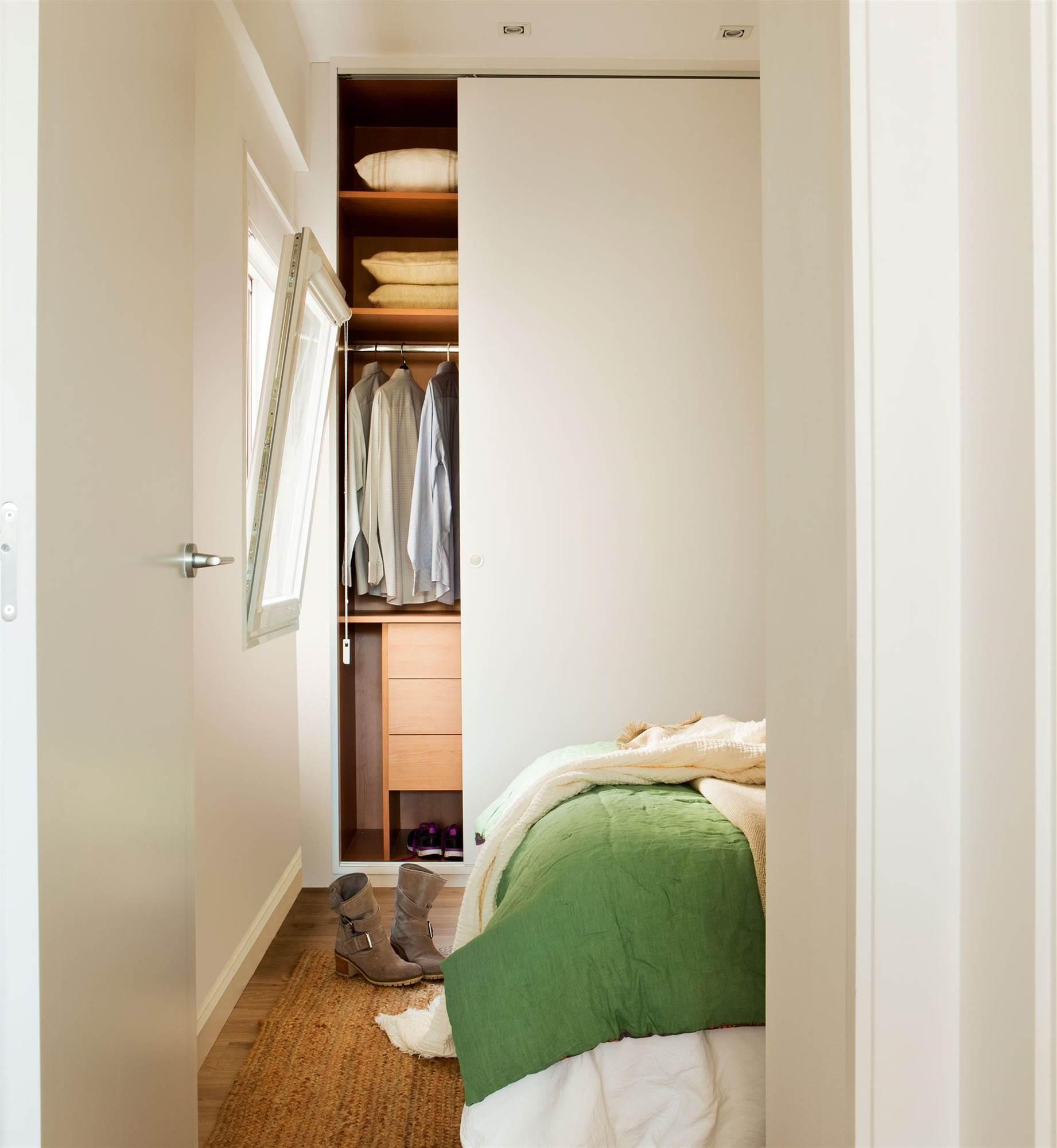 Puertas de armario tipolog as estilos y c mo escogerlas - Armario una puerta ...