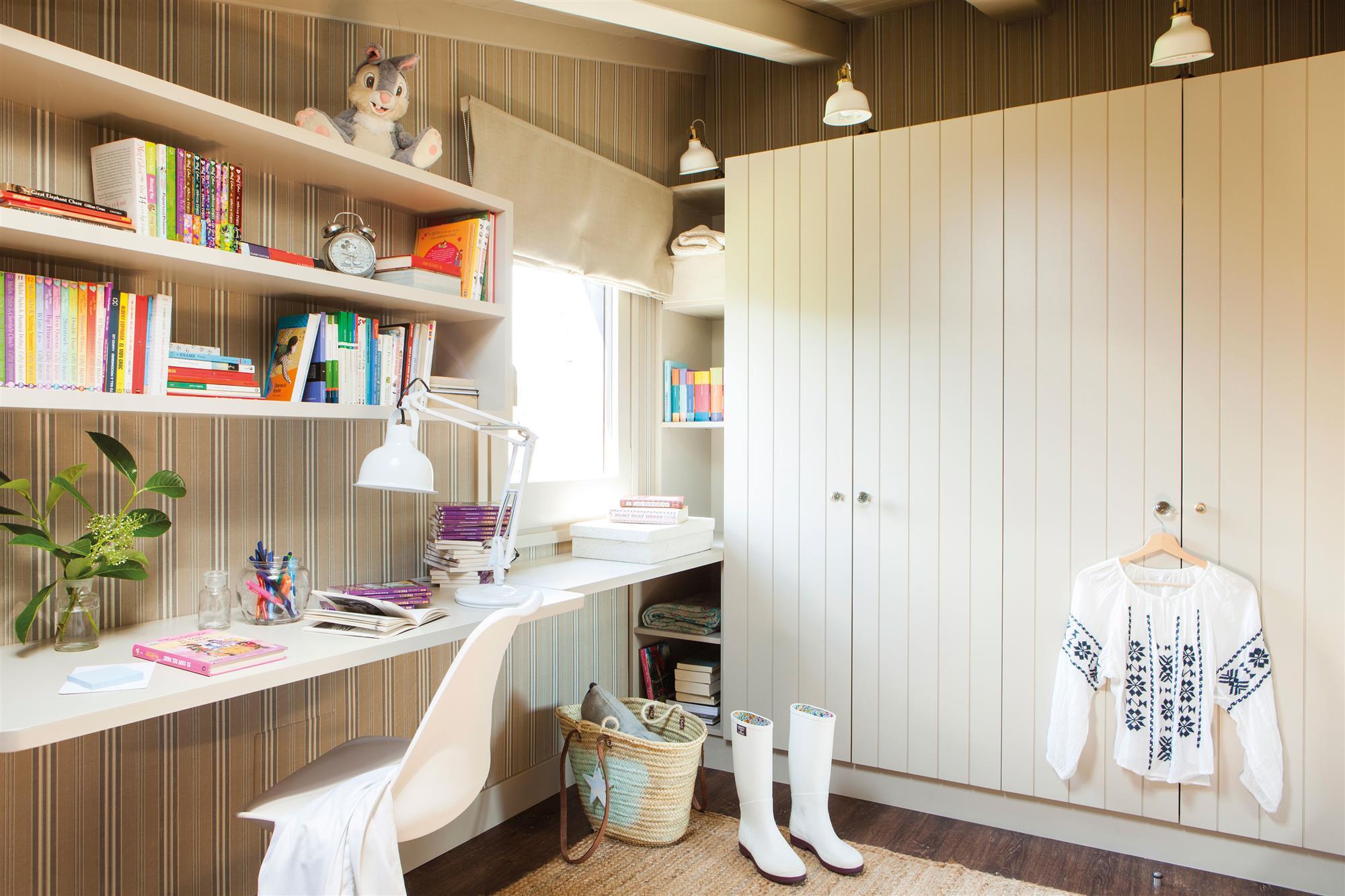 Puertas de armario tipolog as estilos y c mo escogerlas - Estanteria en esquina ...