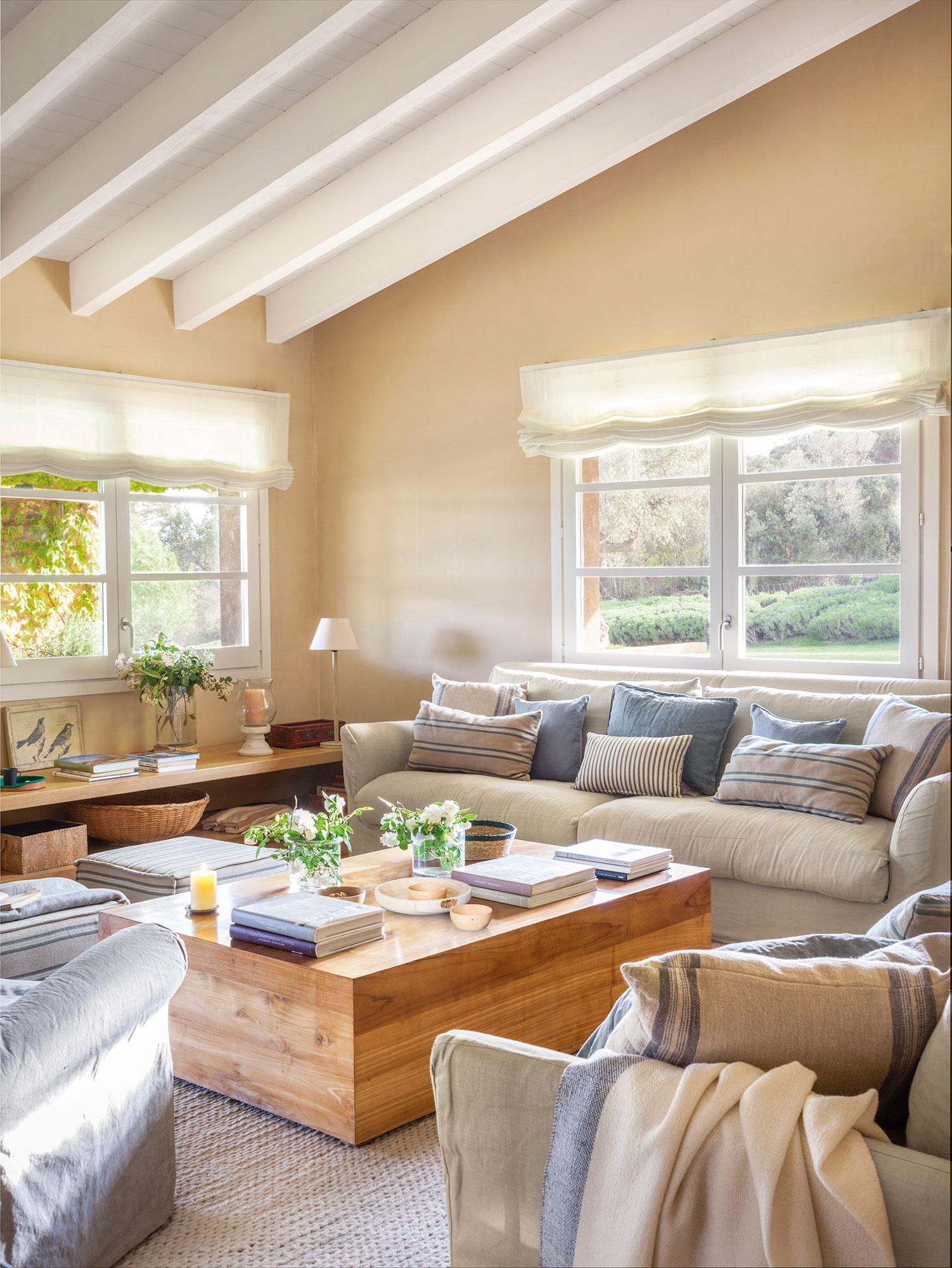 10 cosas que no puedes tener en casa despu s de los 30 for Paredes que no llegan al techo