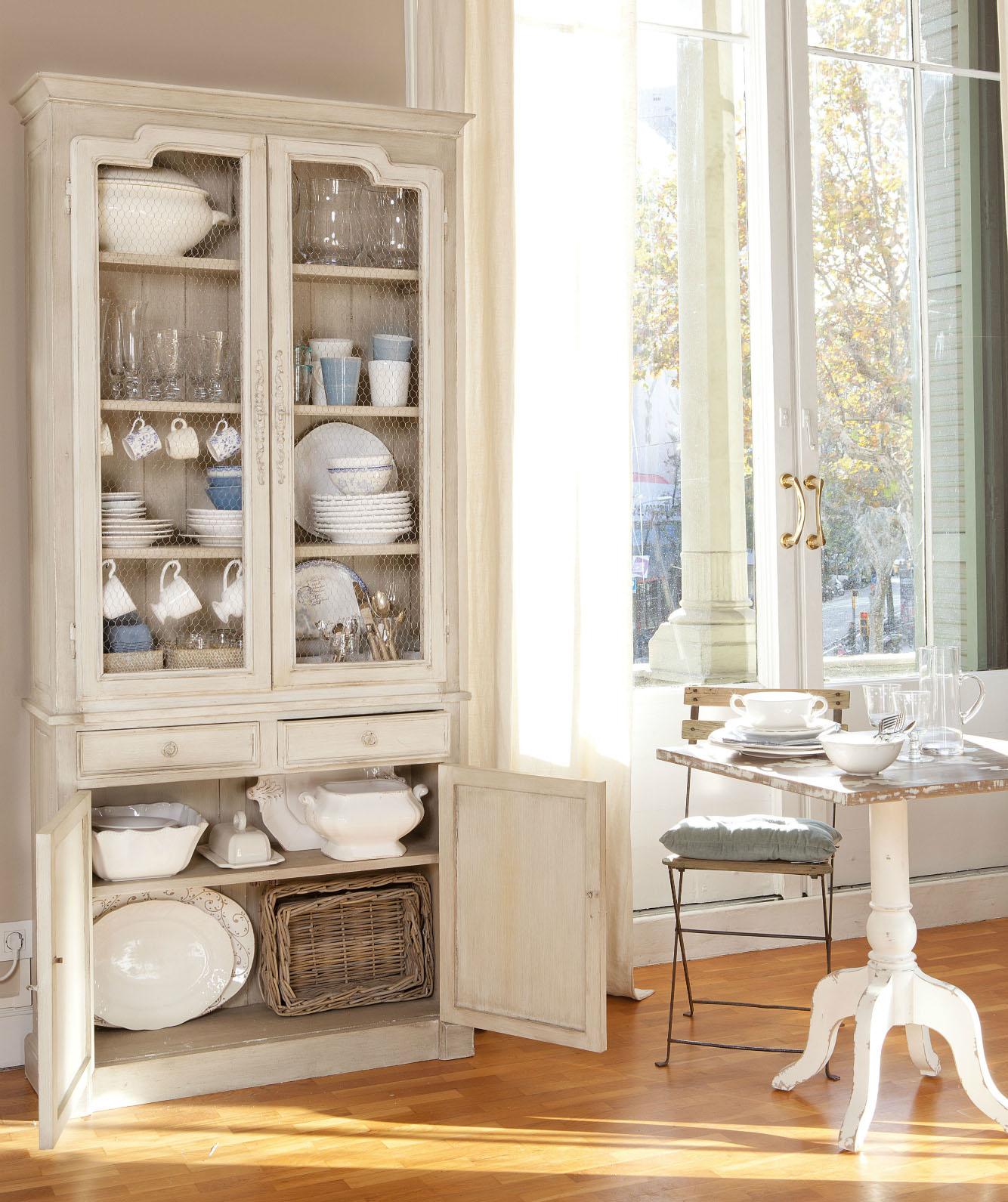 Puertas de madera en blanco blanco puerta de rejilla - Decapado sobre madera ...