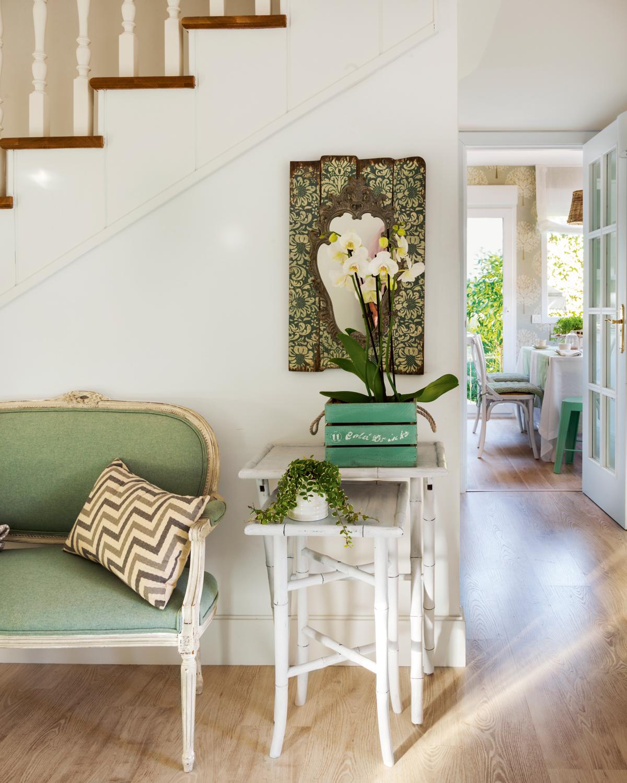 Ideas low cost para dar encanto a tu casa - Cuanto cuesta tapizar una butaca ...