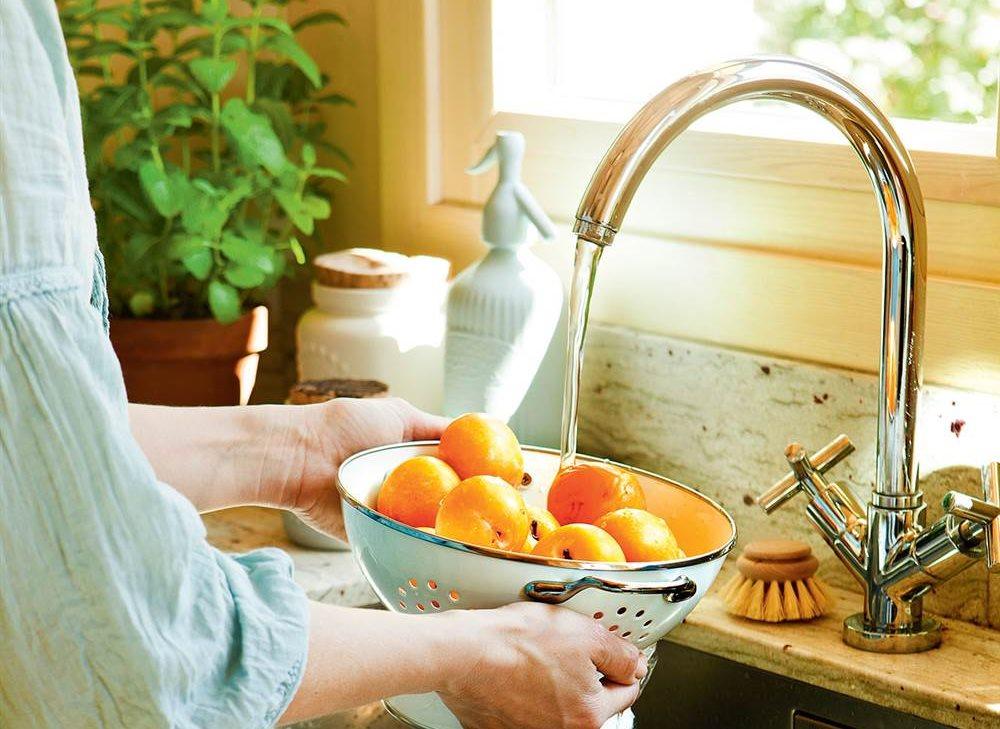 Grifer as de cocina que ahorran for Griferia para bano y cocina
