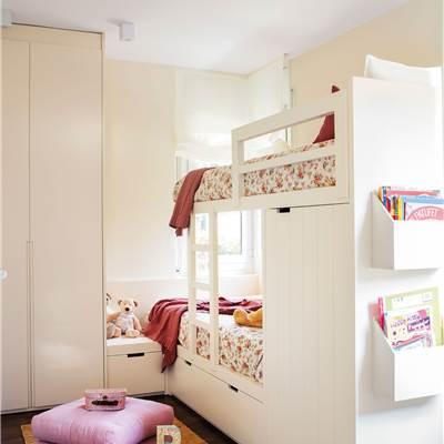 Camas - Dormitorios tipo tren ...