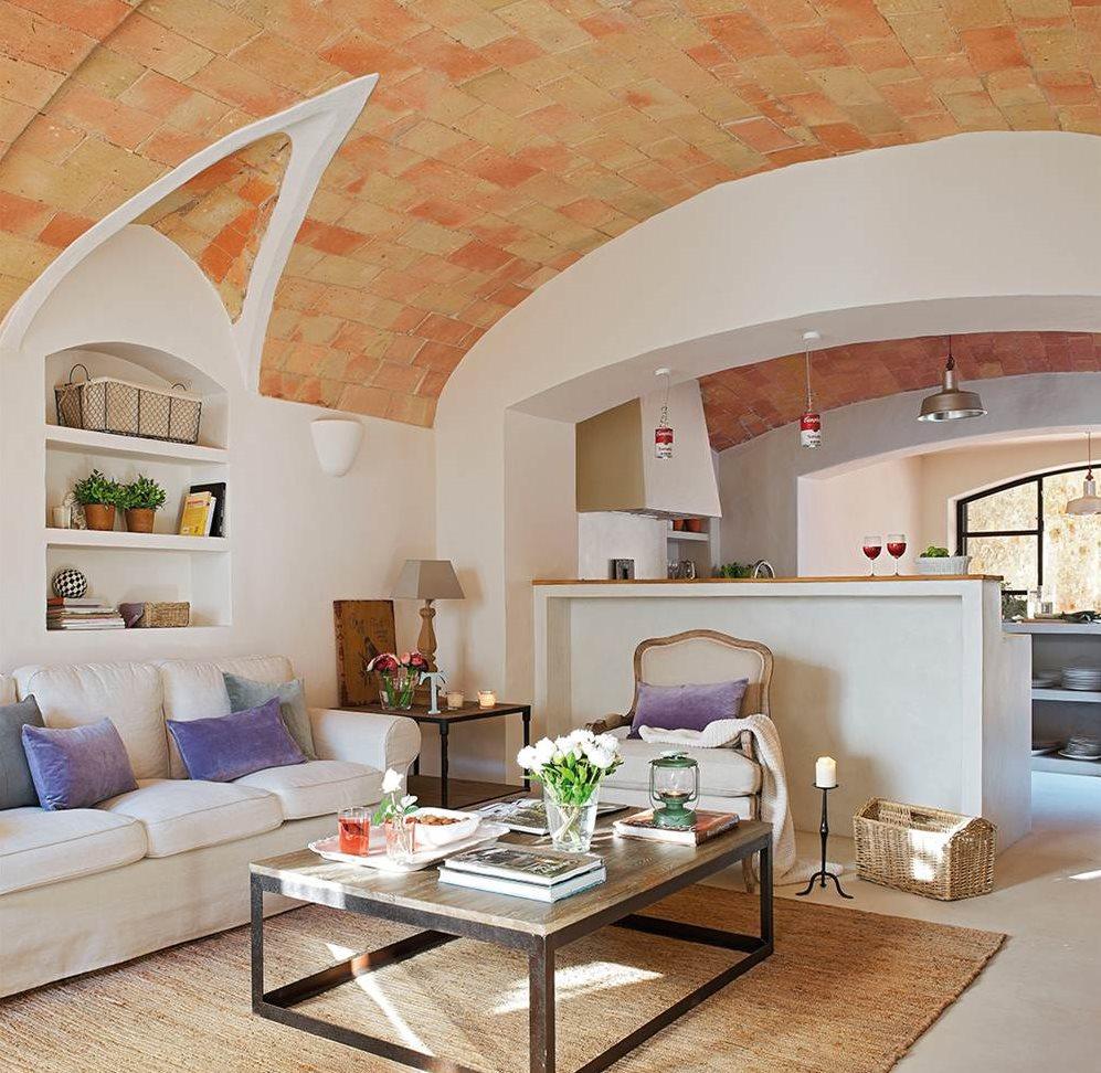 C mo ampliar espacios con huecos en paredes y tabiques a for Separacion de muebles cocina comedor