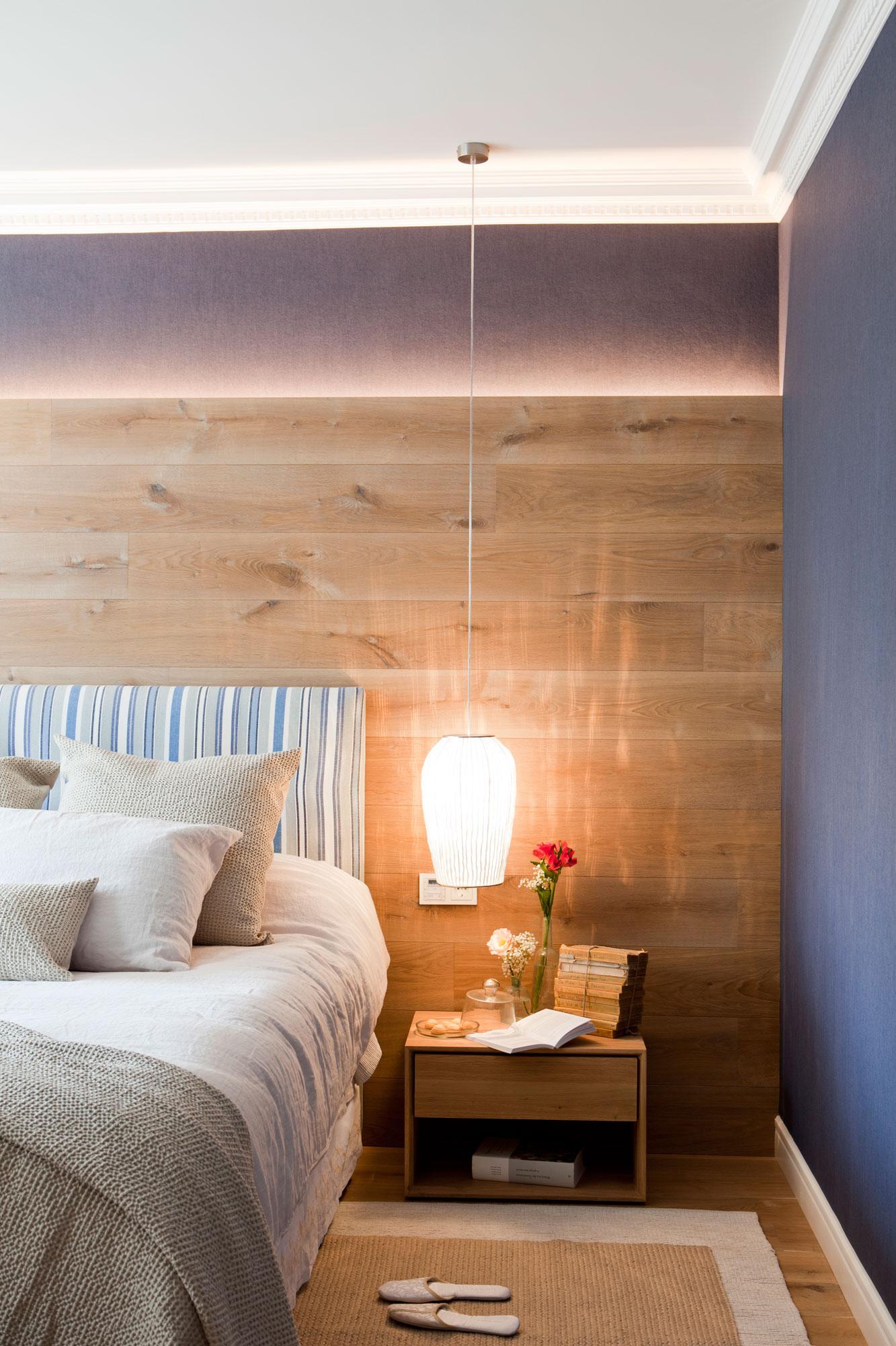 C mo iluminar tu casa sin cometer los errores m s habituales - Lamparas para dormitorios ...