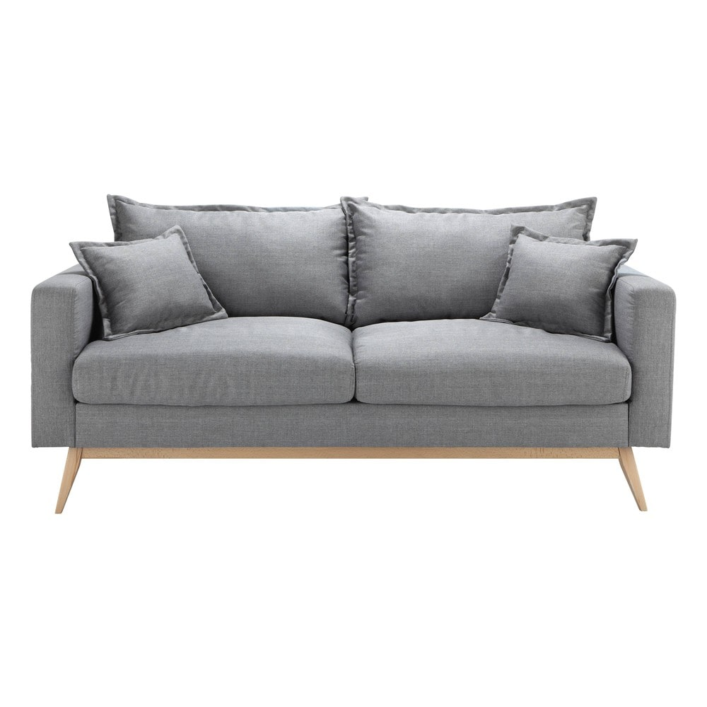 30 sof s para el sal n - Telas para sofas ...