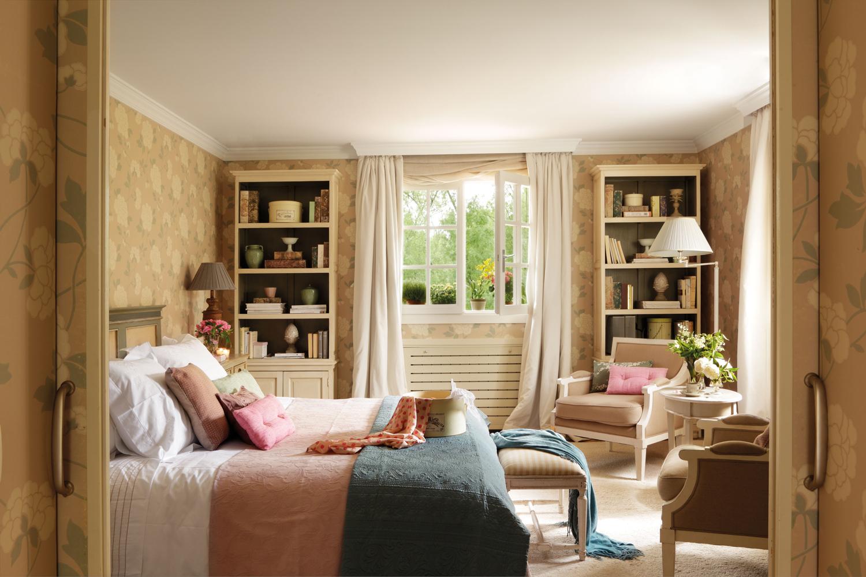 Tres dormitorios para so ar - Lamparas de pie de papel ...