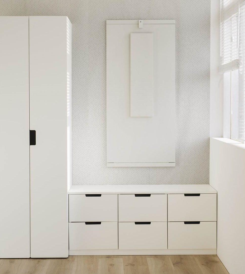 El mismo mueble tres usos distintos for Cajonera armario ikea