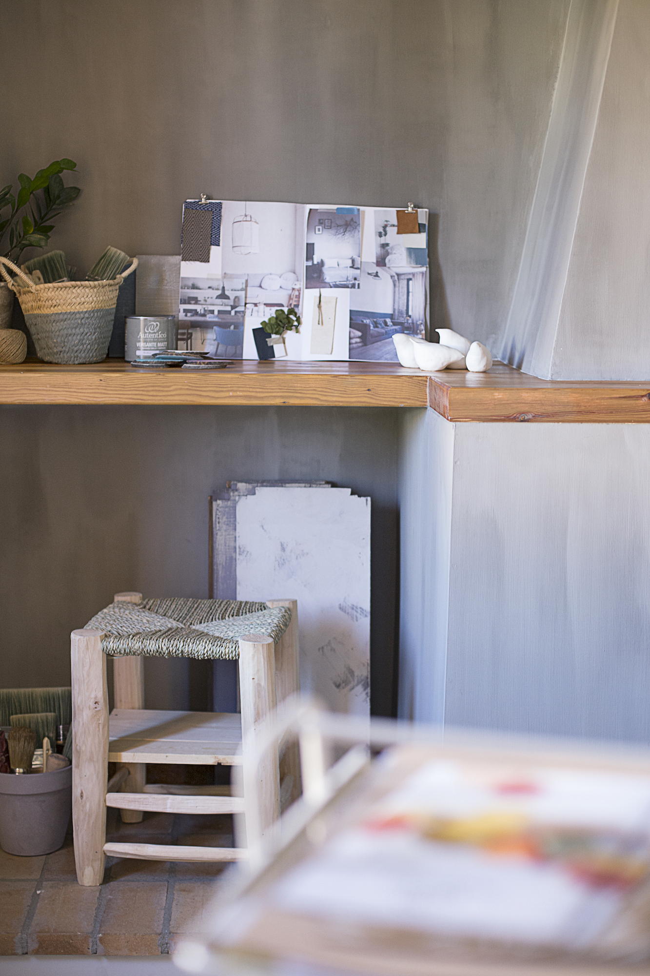 En el estudio con neus de crea decora recicla - Crea decora y recicla ...