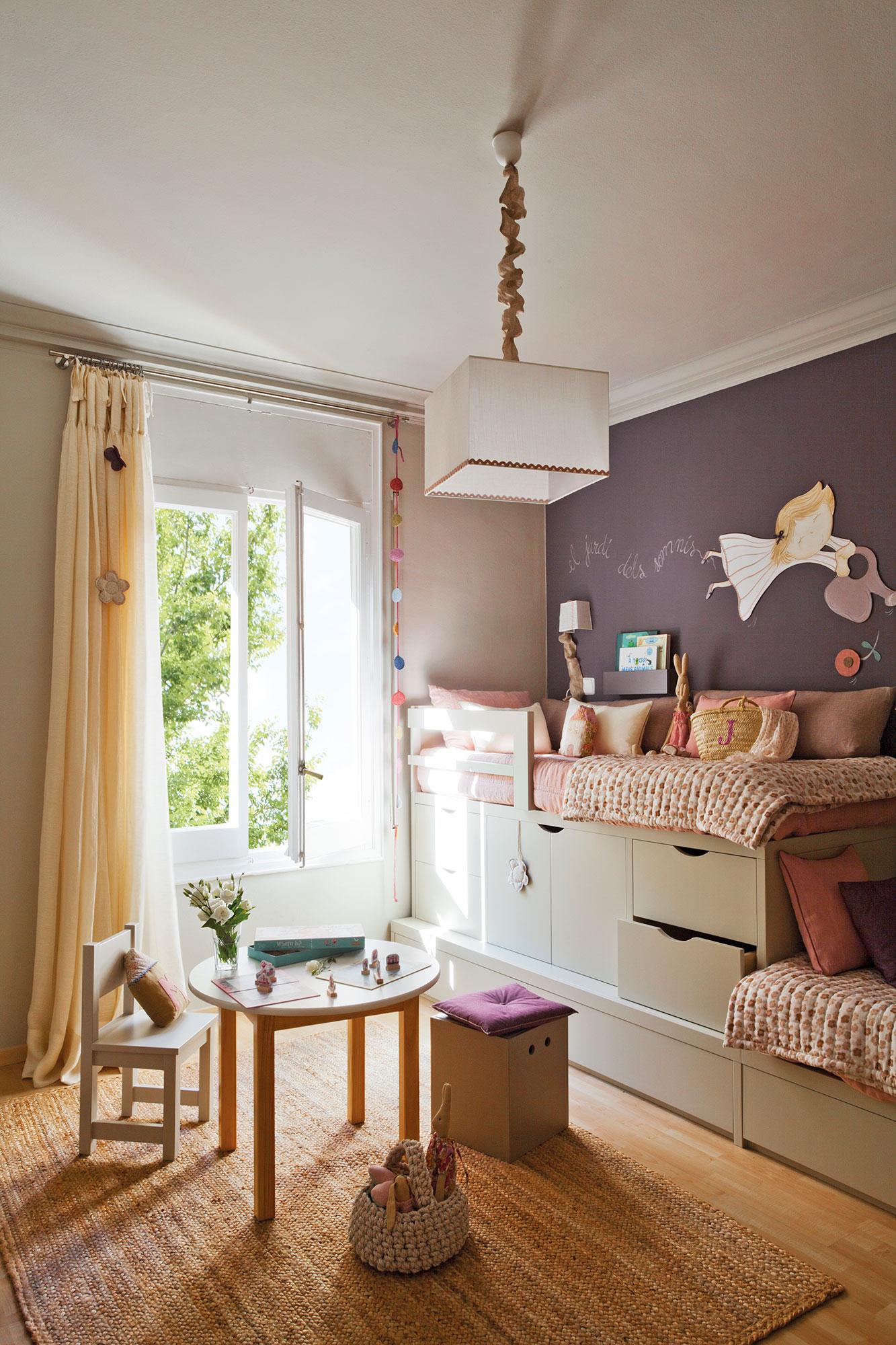 Dormitorios Infantiles 7 Buenas Ideas Para Compartir Habitación