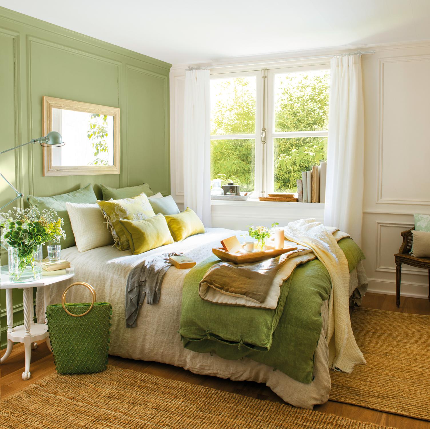 Verde greenery el color del a o 2017 seg n pantone Colores decoracion 2017