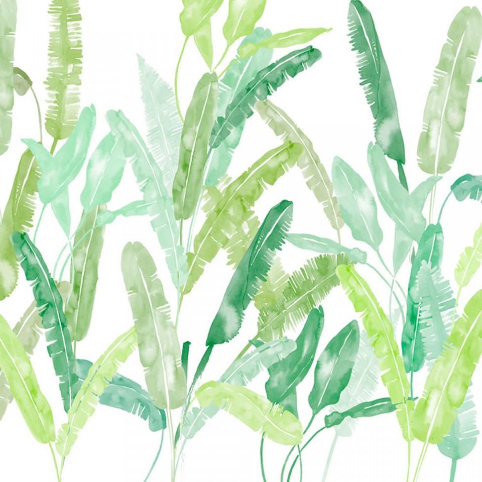 Verde greenery el color del a o 2017 seg n pantone - El mundo del papel pintado ...