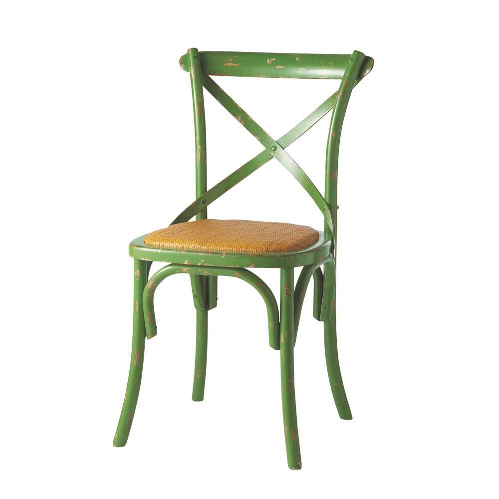 Verde greenery el color del a o 2017 seg n pantone for Maison du monde sillas
