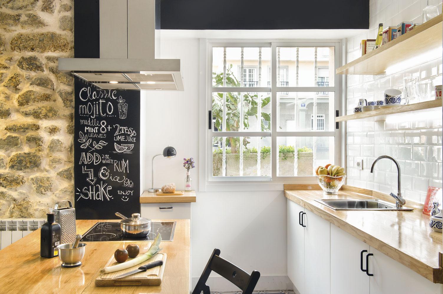 C mo decorar la pared y sumar personalidad a tu casa sin - Pintura para cocinas ...