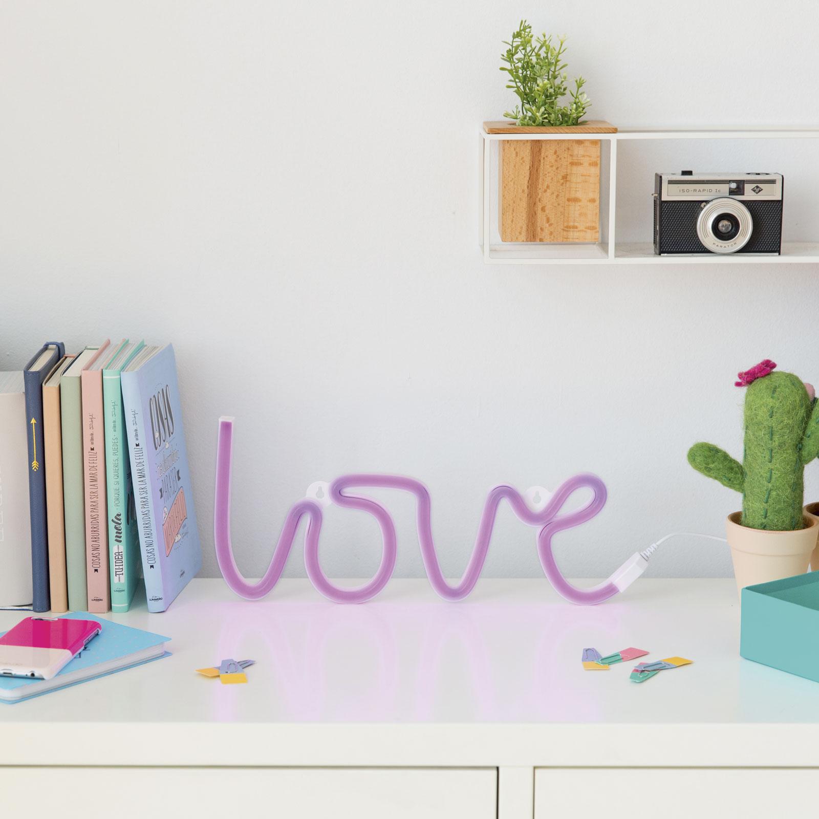 C mo decorar la pared y sumar personalidad a tu casa sin - Neones decorativos ...