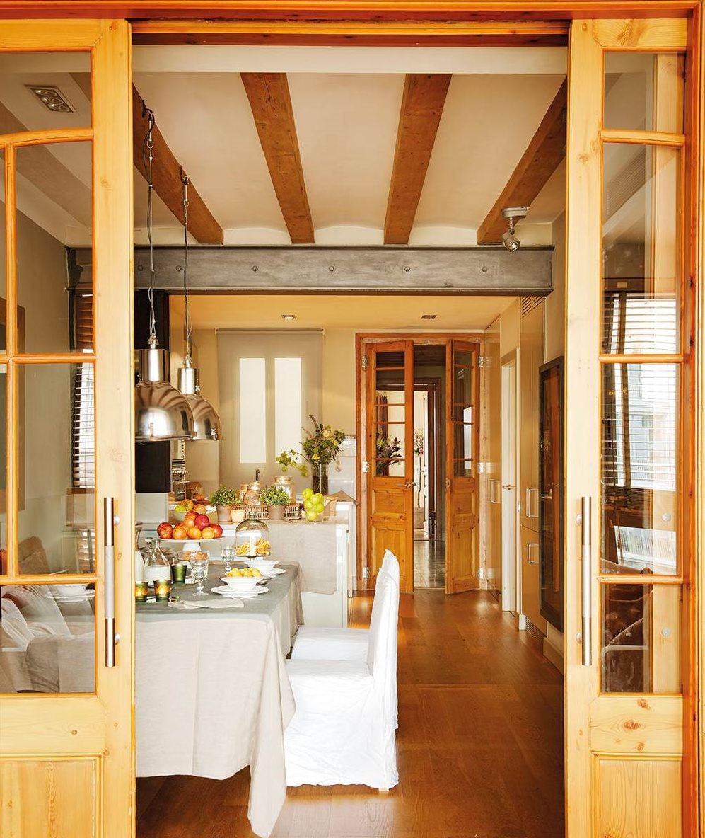 C mo renovar las puertas de casa for Como cambiar las puertas de casa