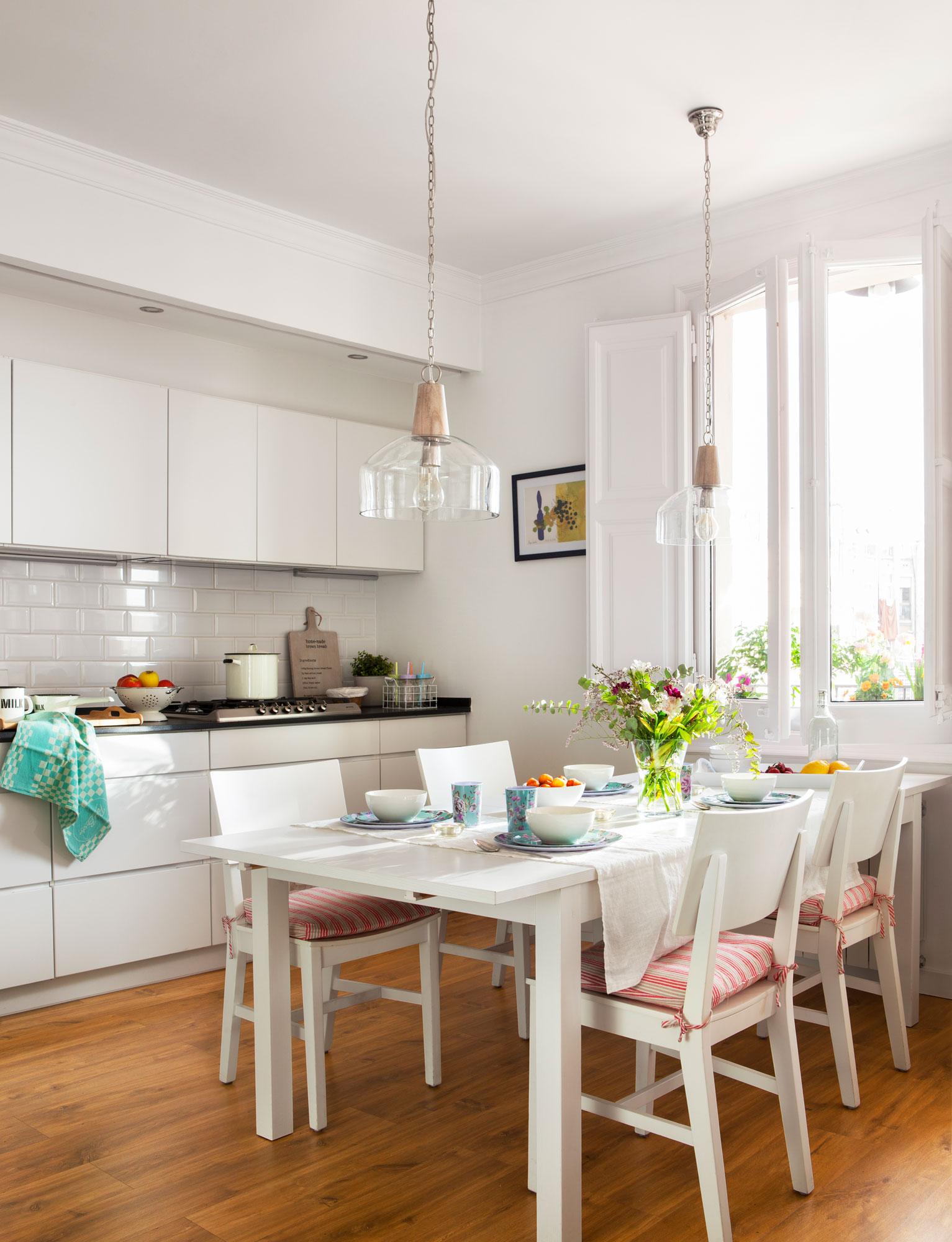 Ideas Para Renovar La Cocina Con Muy Poco Presupuesto ~ Reformar Cocina Con Poco Dinero