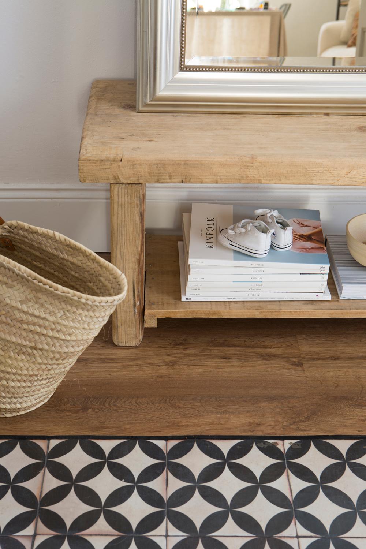 Suelos el mueble - Decoracion combinar suelo y puertas ...