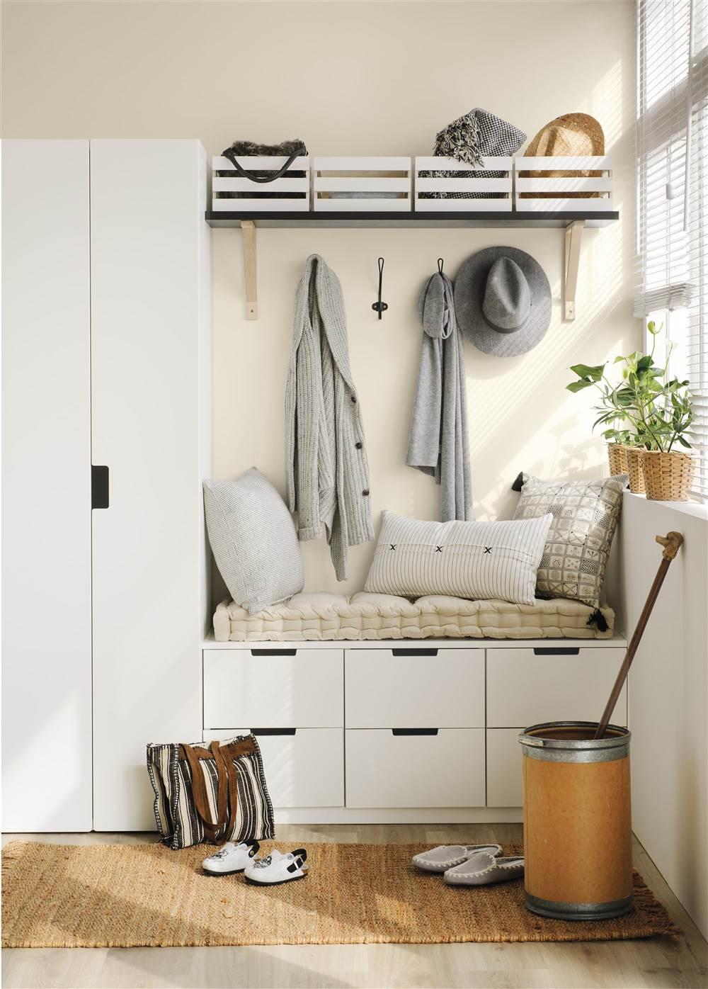 El mismo mueble tres usos distintos for El mueble armarios