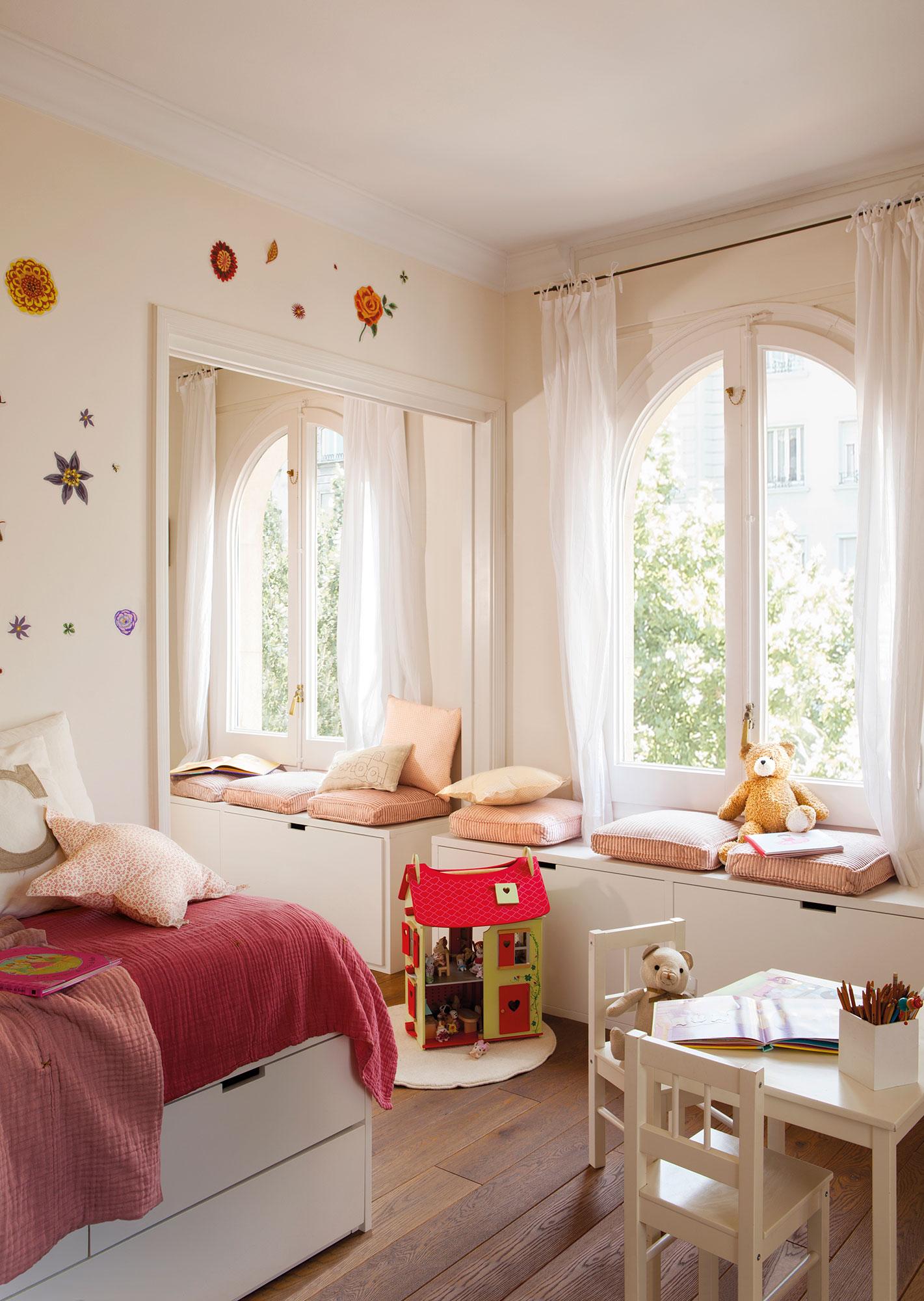 Soluciones para ordenar y guardar los juguetes - Dormitorios infantiles con encanto ...