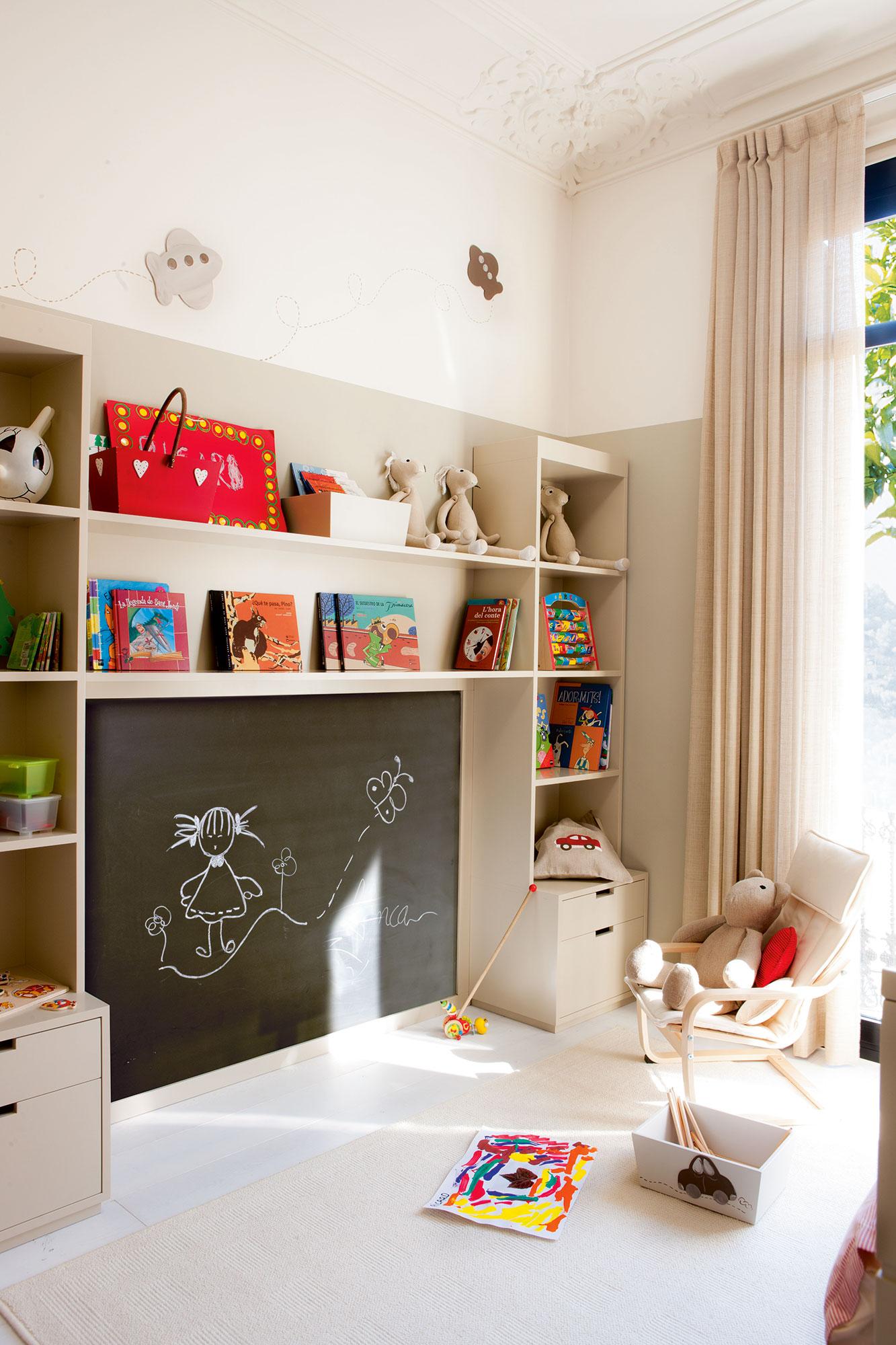 Soluciones para ordenar y guardar los juguetes - Cajoneras para juguetes ...