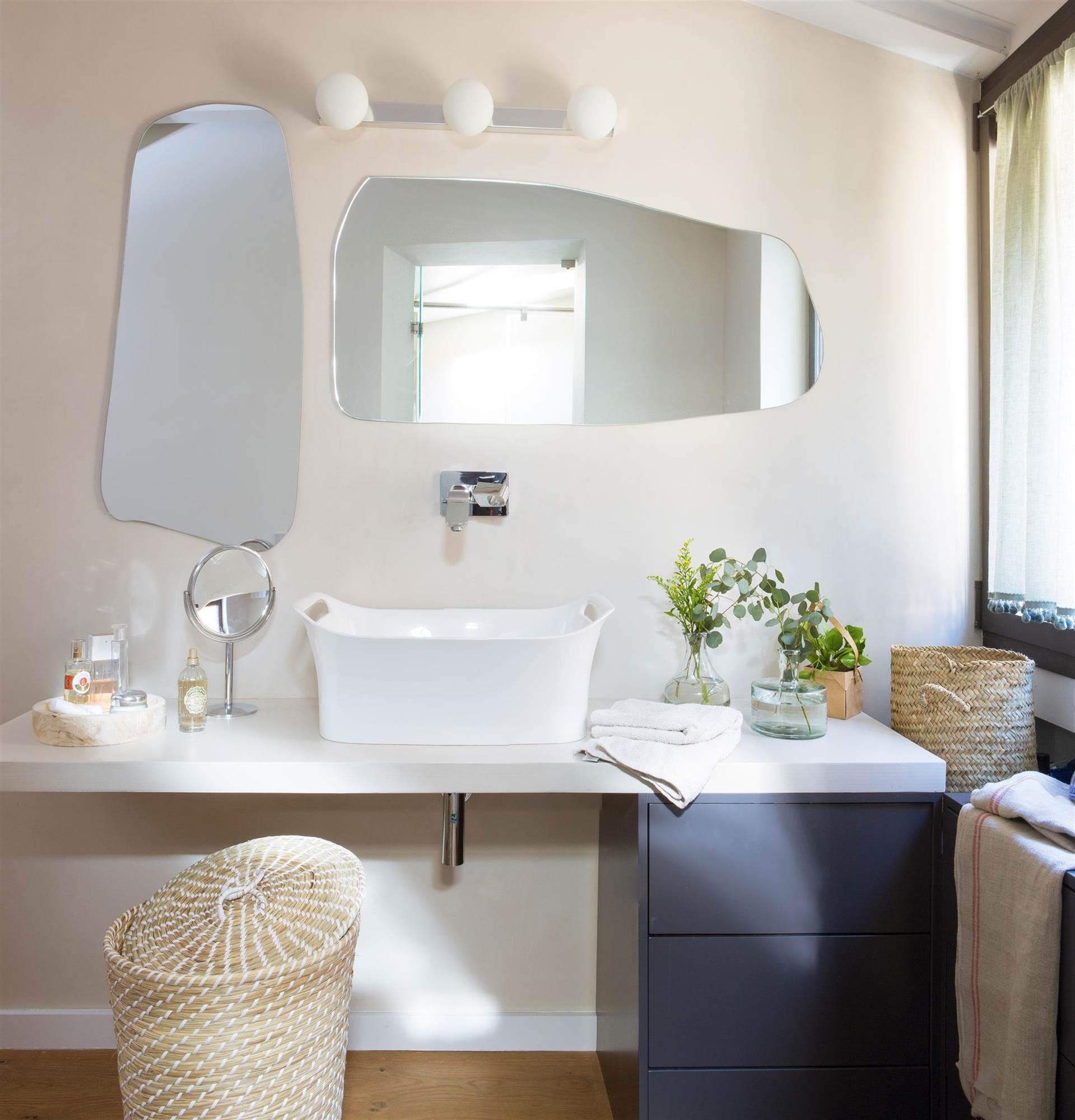 Espejos decorativos for Espejos biselados para comedor