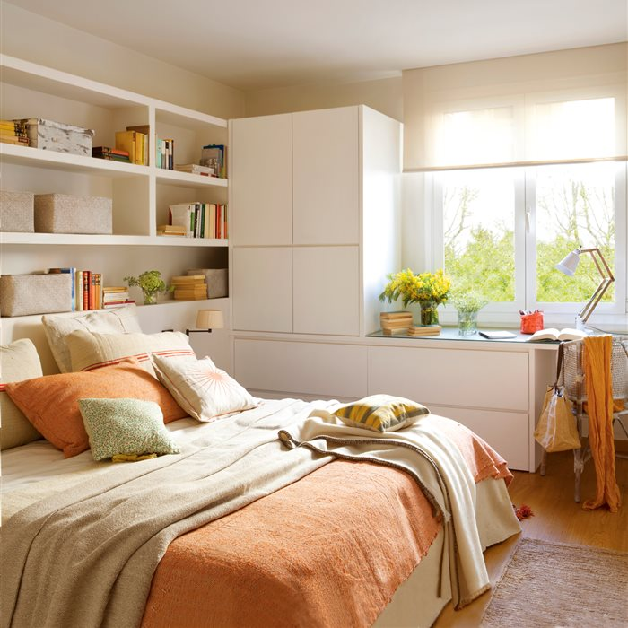 Camas elevadas - El mueble decoracion dormitorios ...