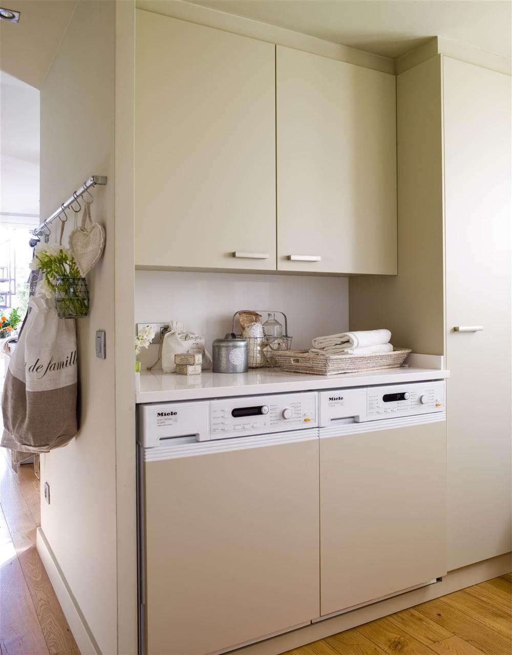 Muebles para lavadora y secadora free bienvenidos a dg for Mueble columna lavadora secadora