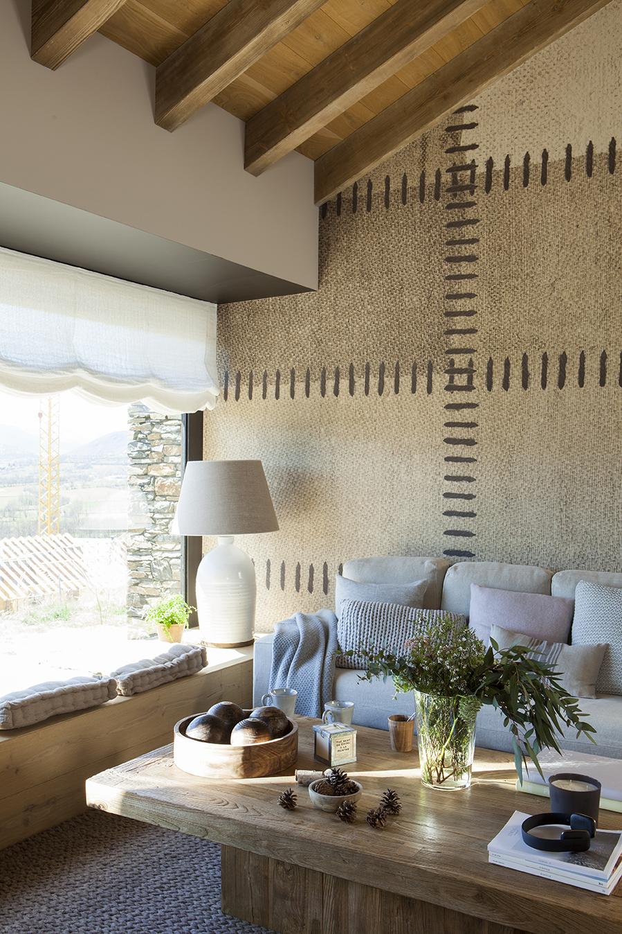 Revestimientos tipos ventajas y desventajas - Revestimientos de paredes imitacion piedra ...