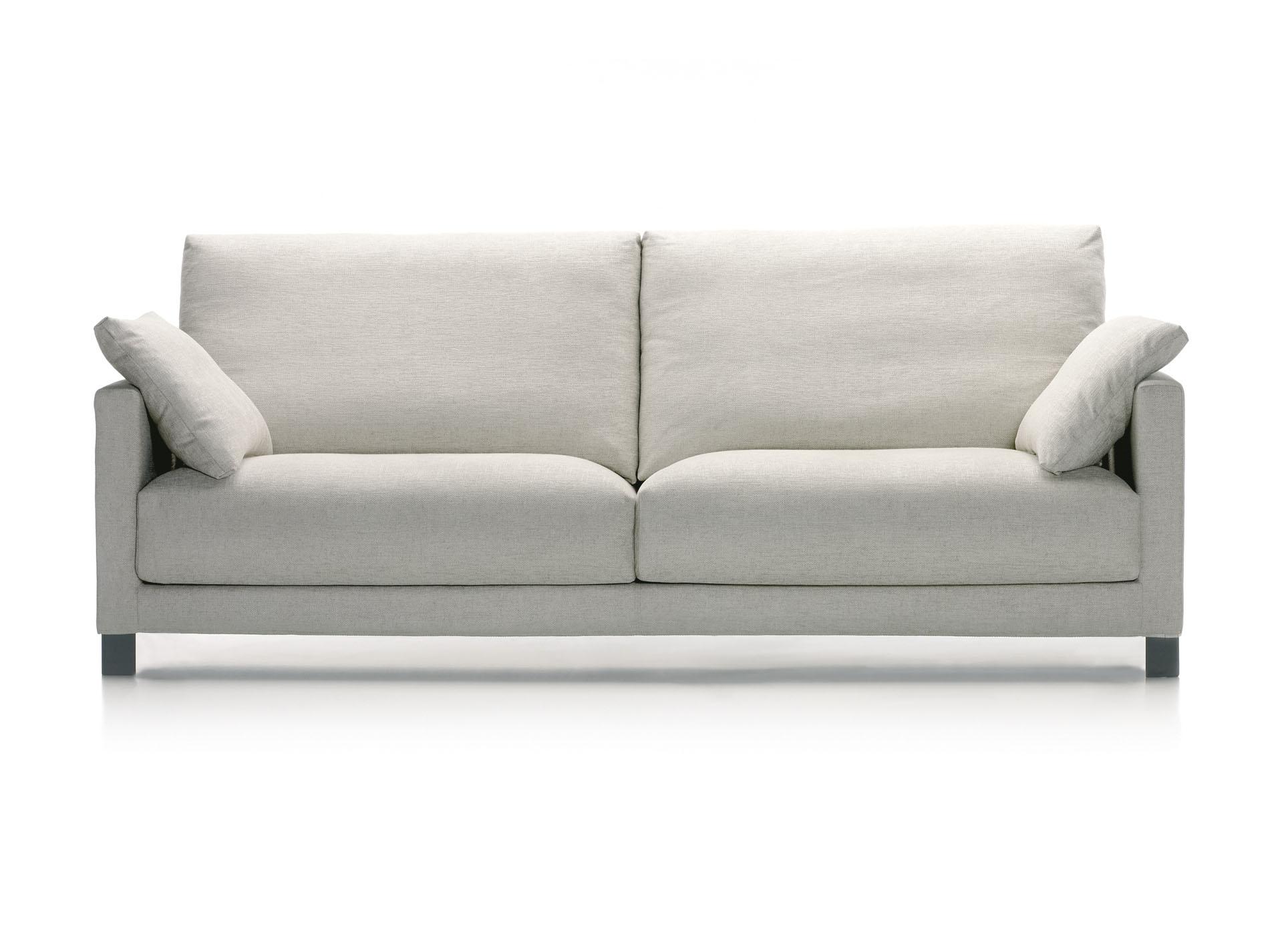 Sofa blanco fabulous sof de piel blanco with sofa blanco - Sofa blanco polipiel ...